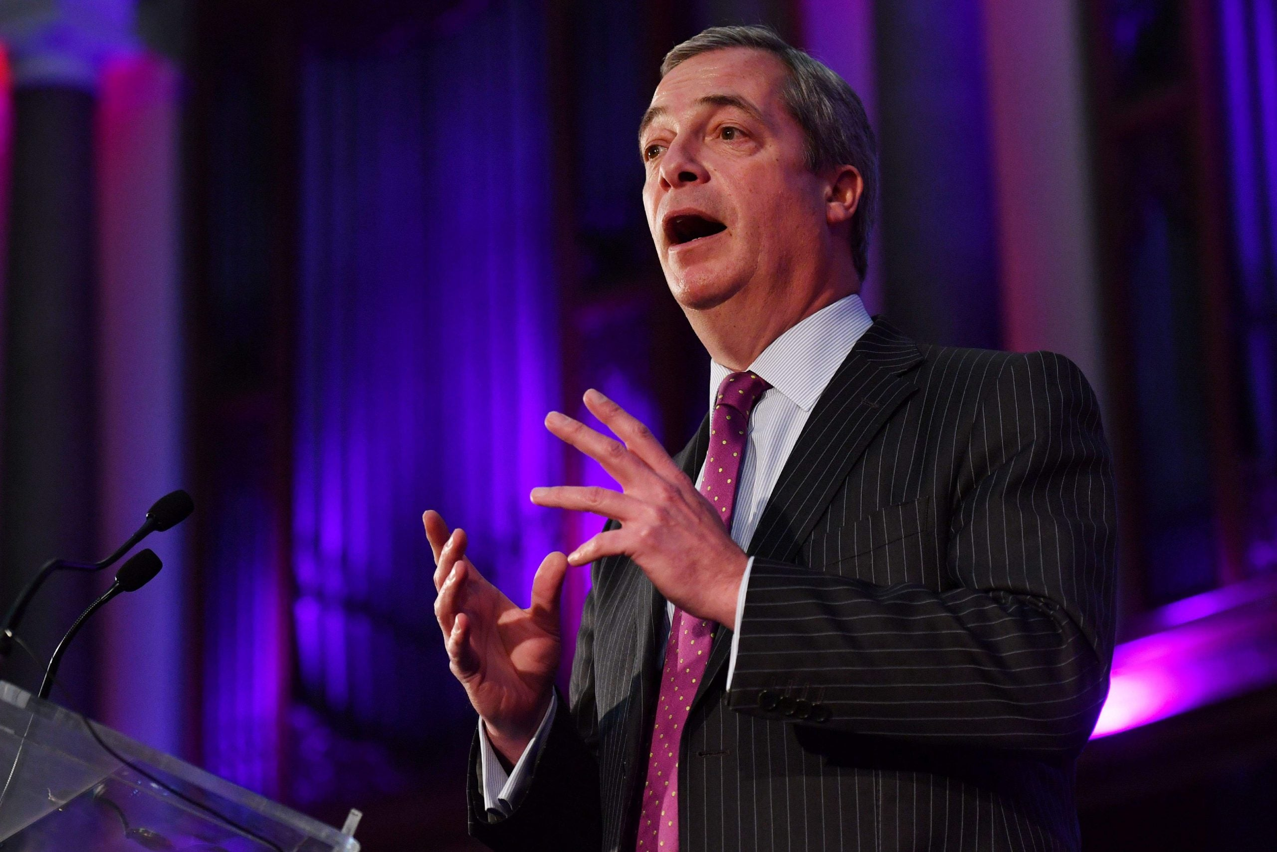 Ukip needs Nigel Farage to stand in the Stoke by-election