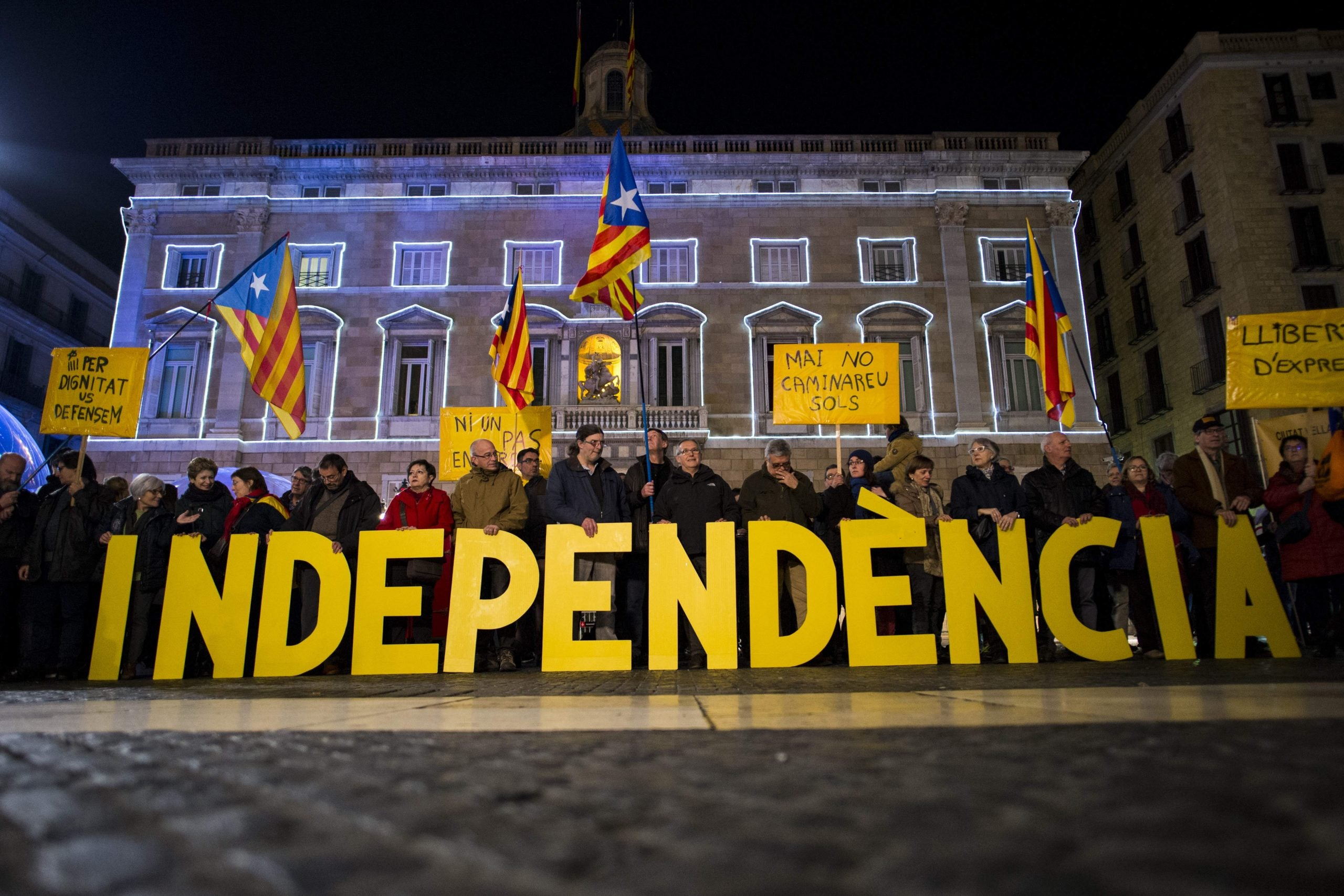 Tensions mount over Catalonia's independence vote – and Madrid won't back down easily