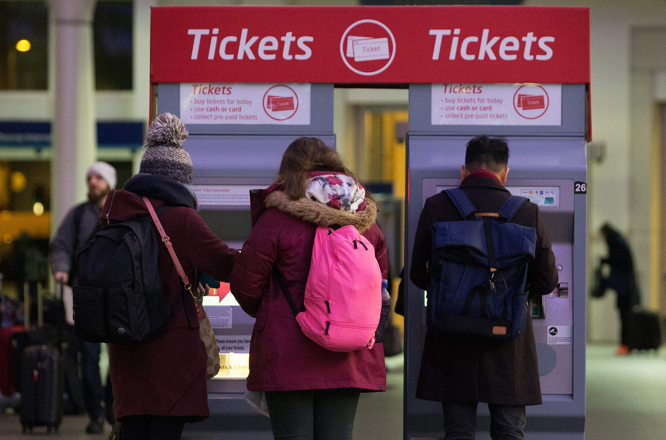 Bus and rail fares have soared since 2010 - the government must listen to passengers