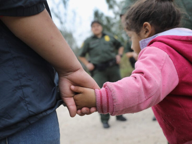 Encouraged by a racist president, US immigration officers are sowing fear, anxiety and panic
