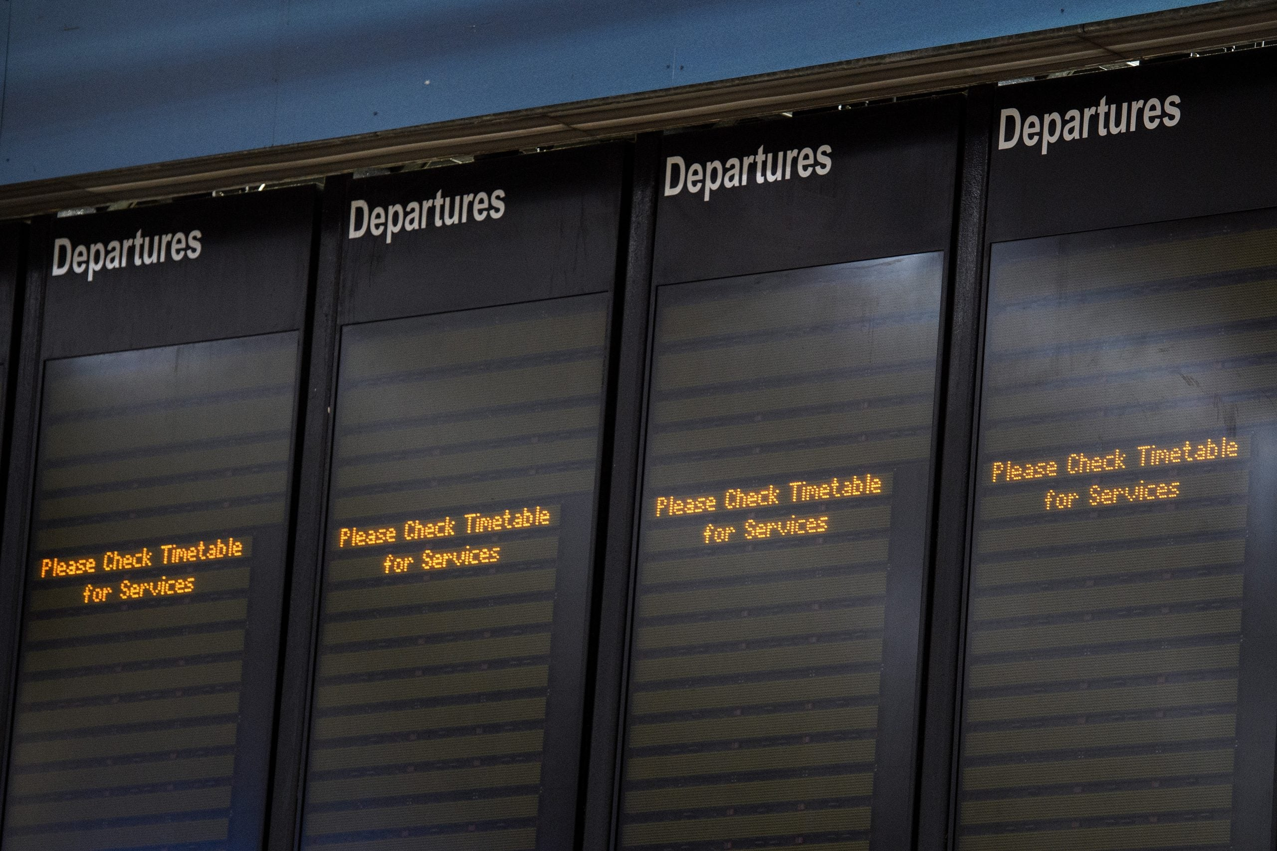 The train disruption is personal: Southern Rail is out to get me