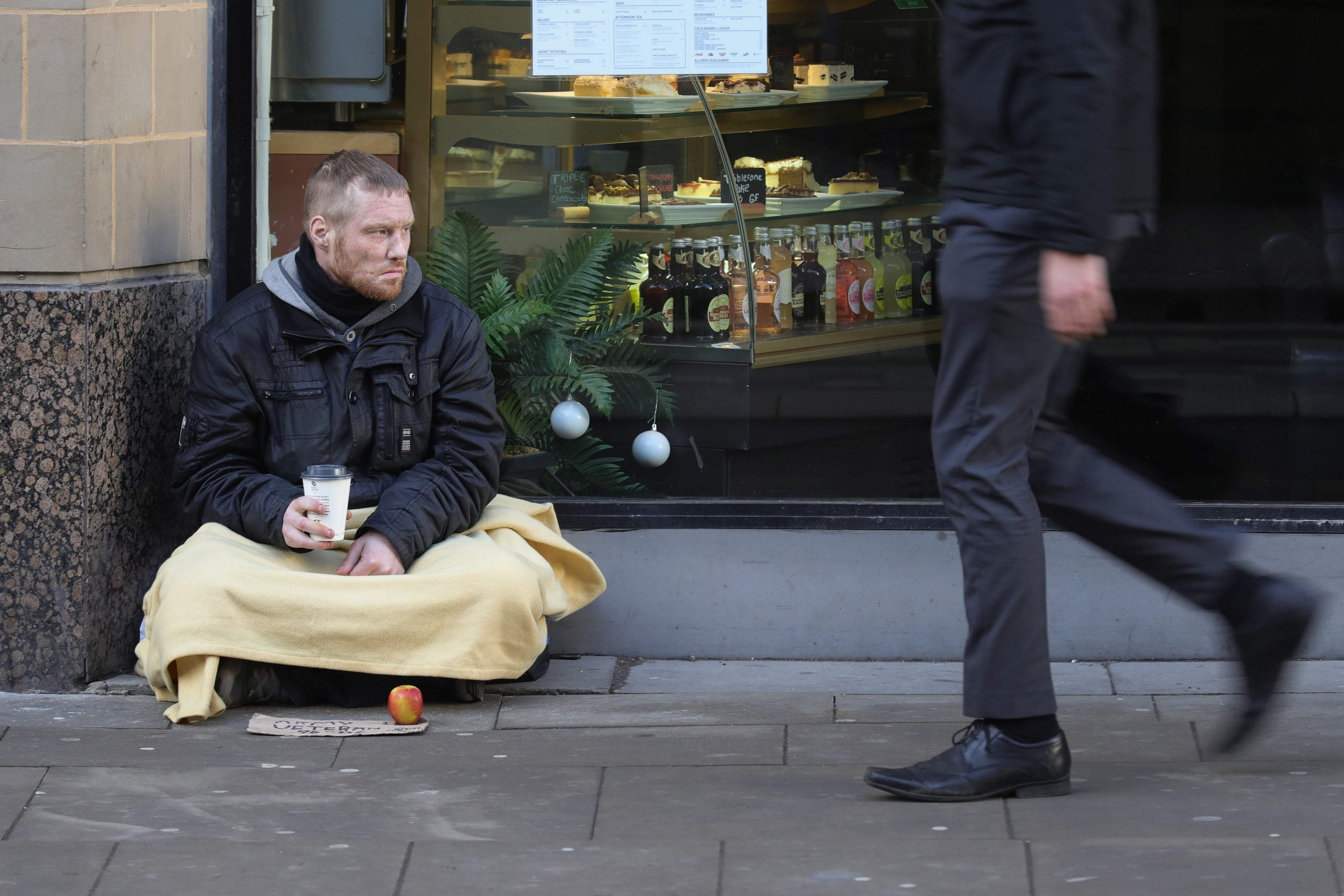 Why you should give money directly and unconditionally to homeless people