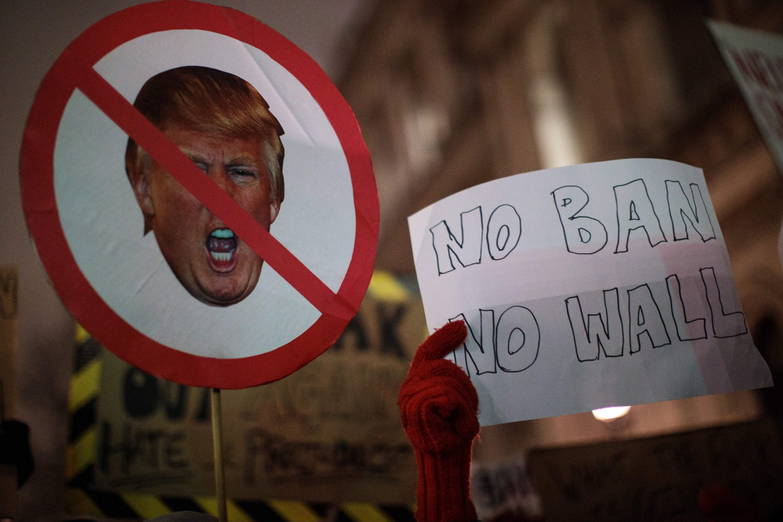 Trump's Muslim ban is a challenge to Arab governments