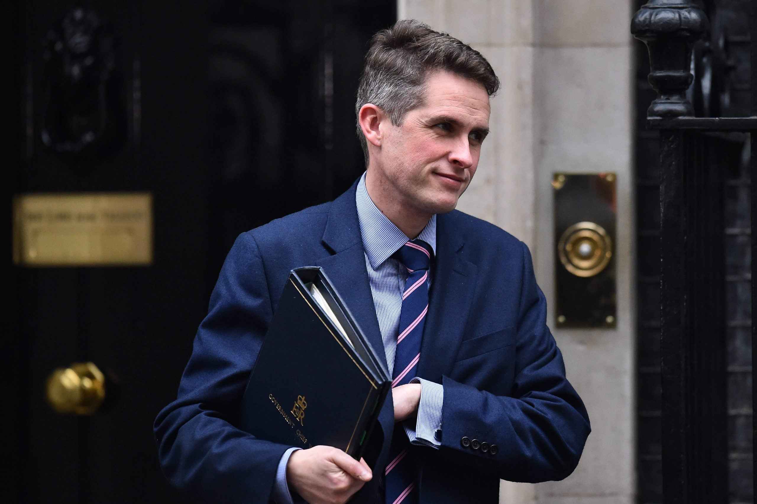 Gavin Williamson: the cunning Tory chief whip with a tarantula on his desk
