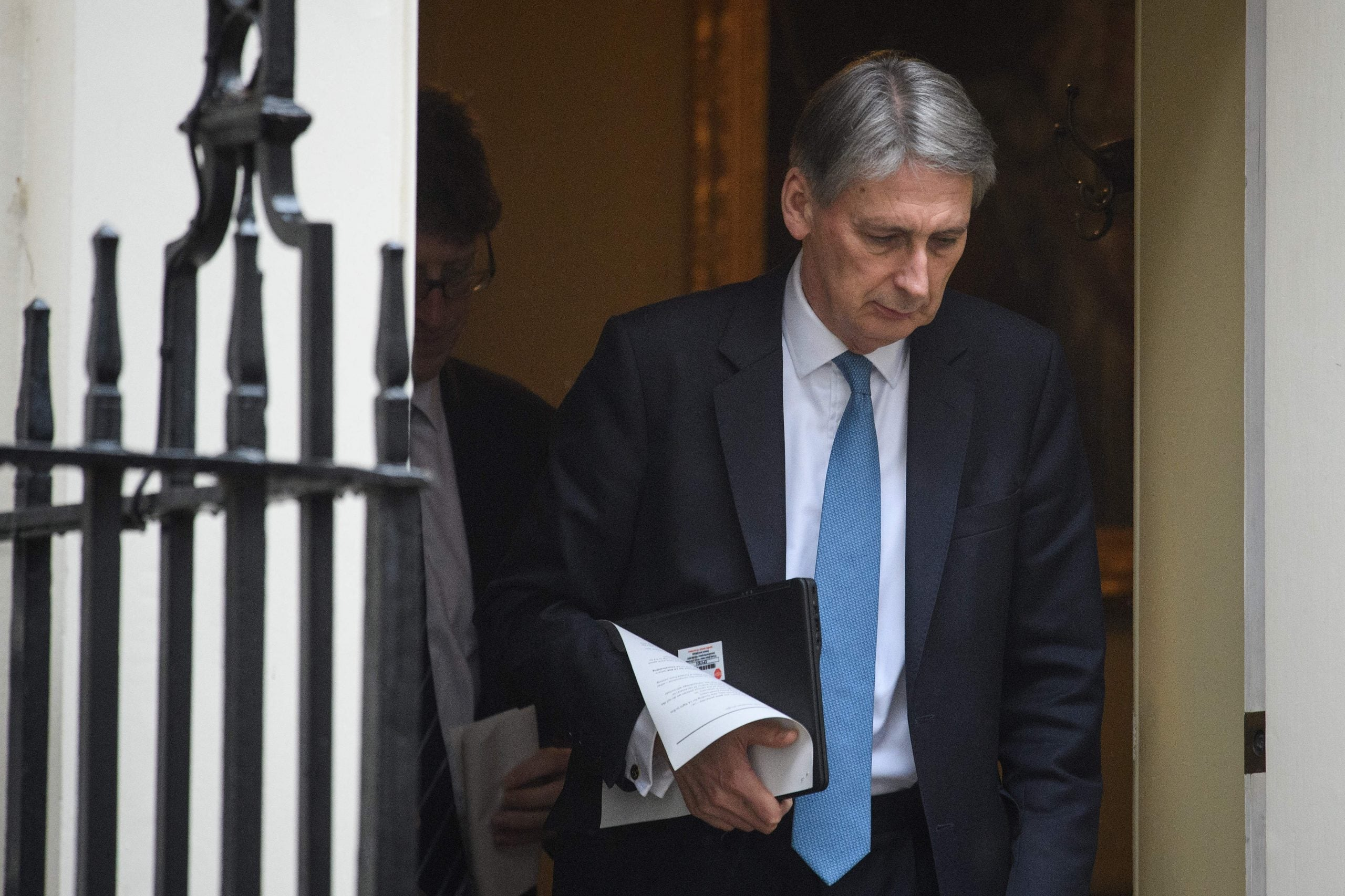 The 2017 Budget will force Philip Hammond to confront the Brexit effect