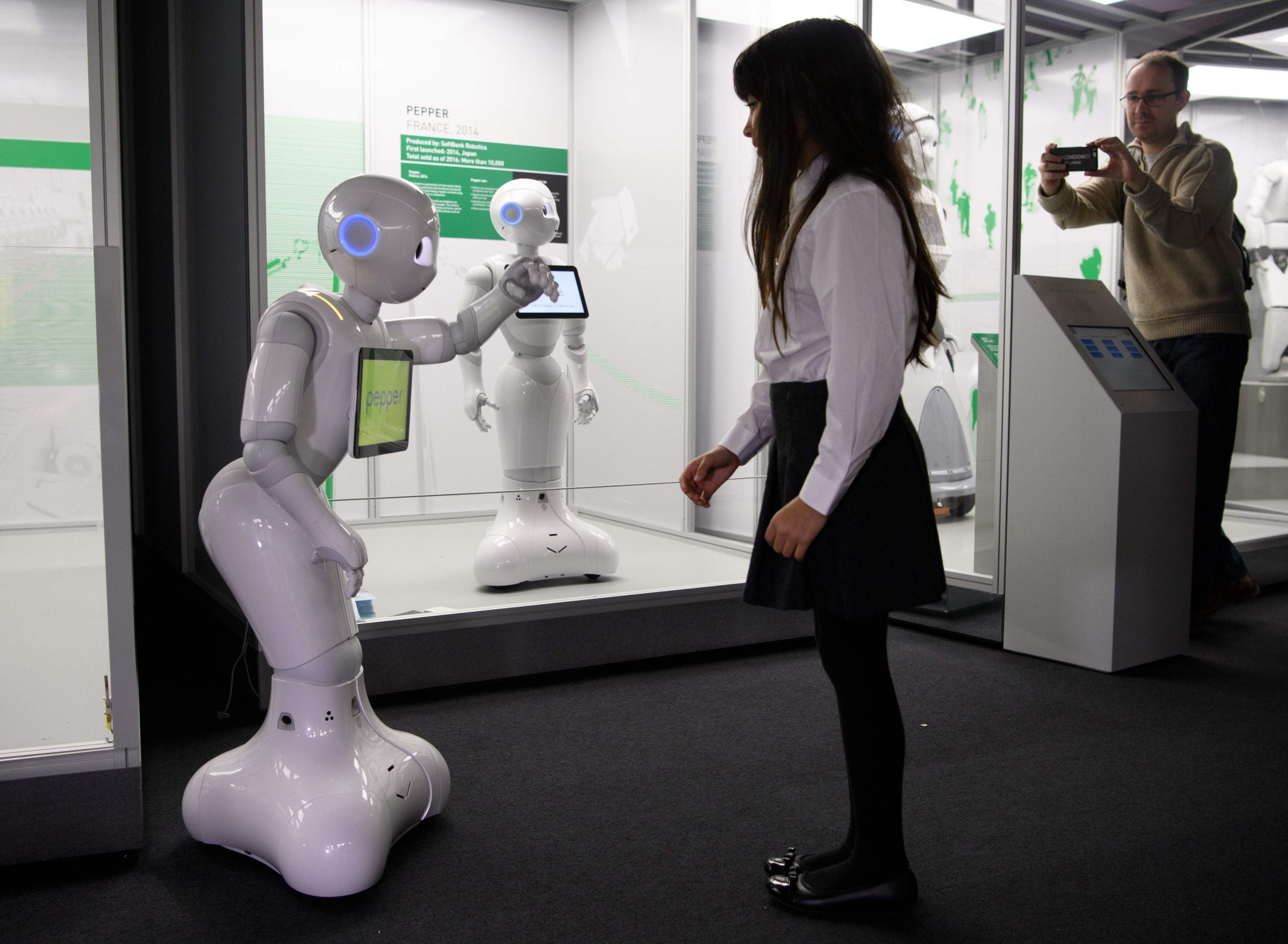 """""""Eton for all"""": will robot teachers mean everyone gets an elite education?"""
