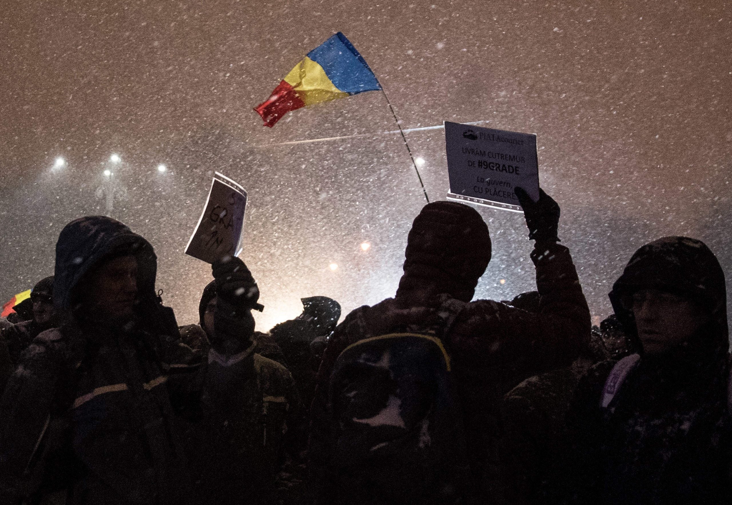 """""""We don't BeLiviu"""": how Romania is rising against corruption"""
