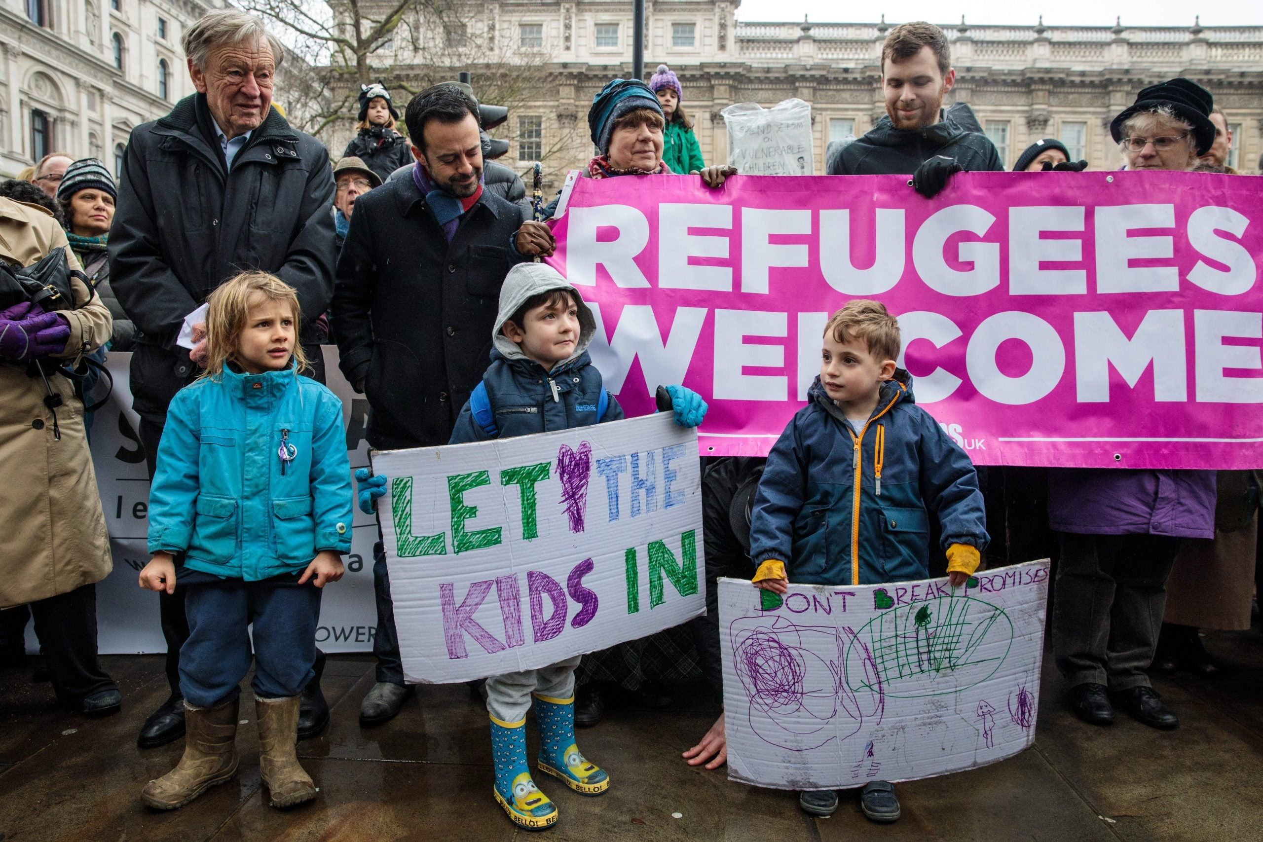 MPs voting on the Dubs scheme hold the fate of child refugees in their hands