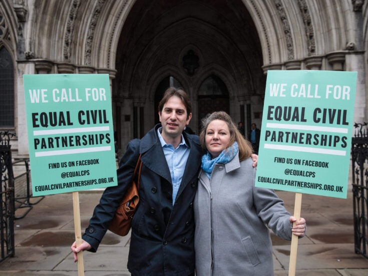 The Supreme Court civil partnerships ruling isn't just about straight couples