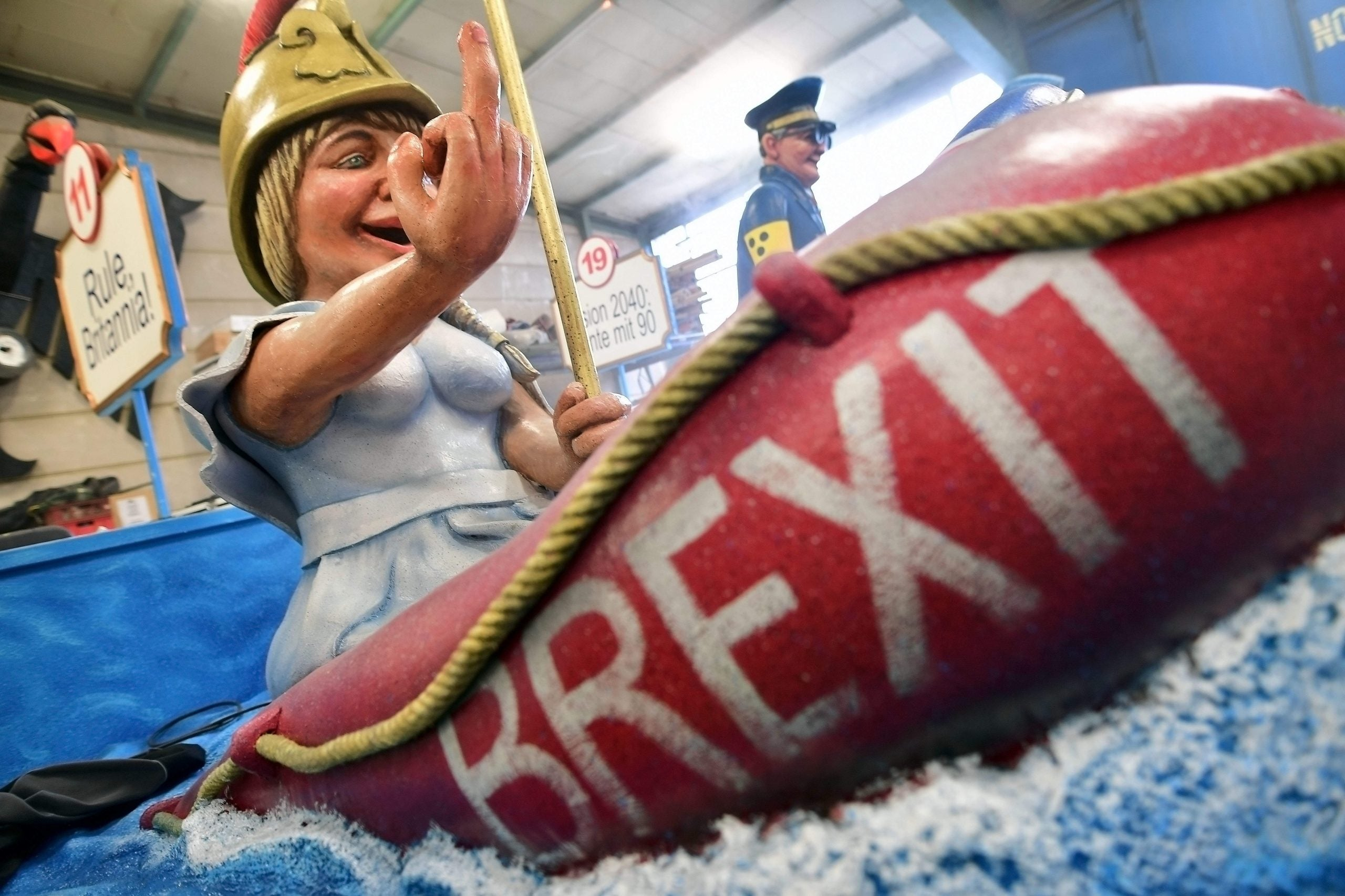 The old British tactic of divide and rule in Europe will not work for Brexit negotiations