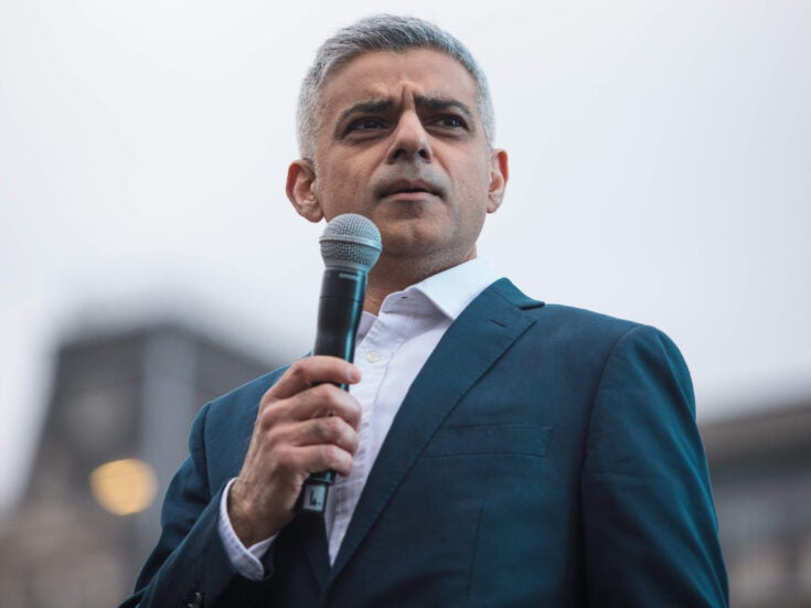 Why is Sadiq Khan a favourite target of Trump? You know the answer