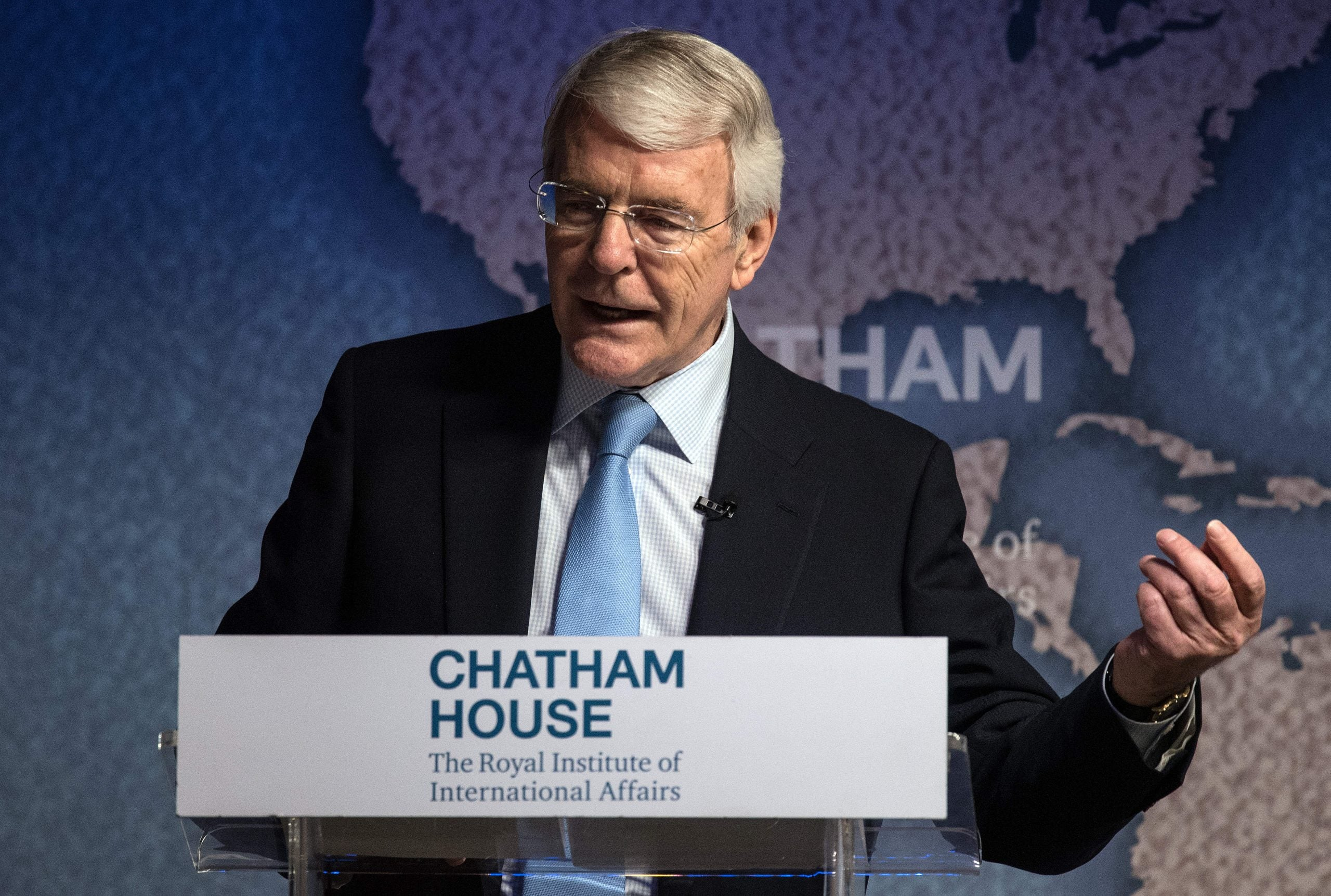 The Brexiteers' response to John Major shows their dangerous complacency