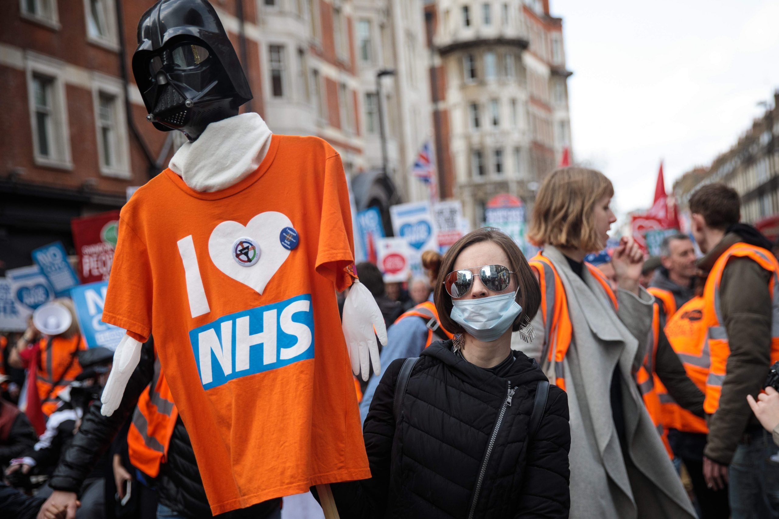 What does the election mean for the NHS? As a doctor, I'm worried