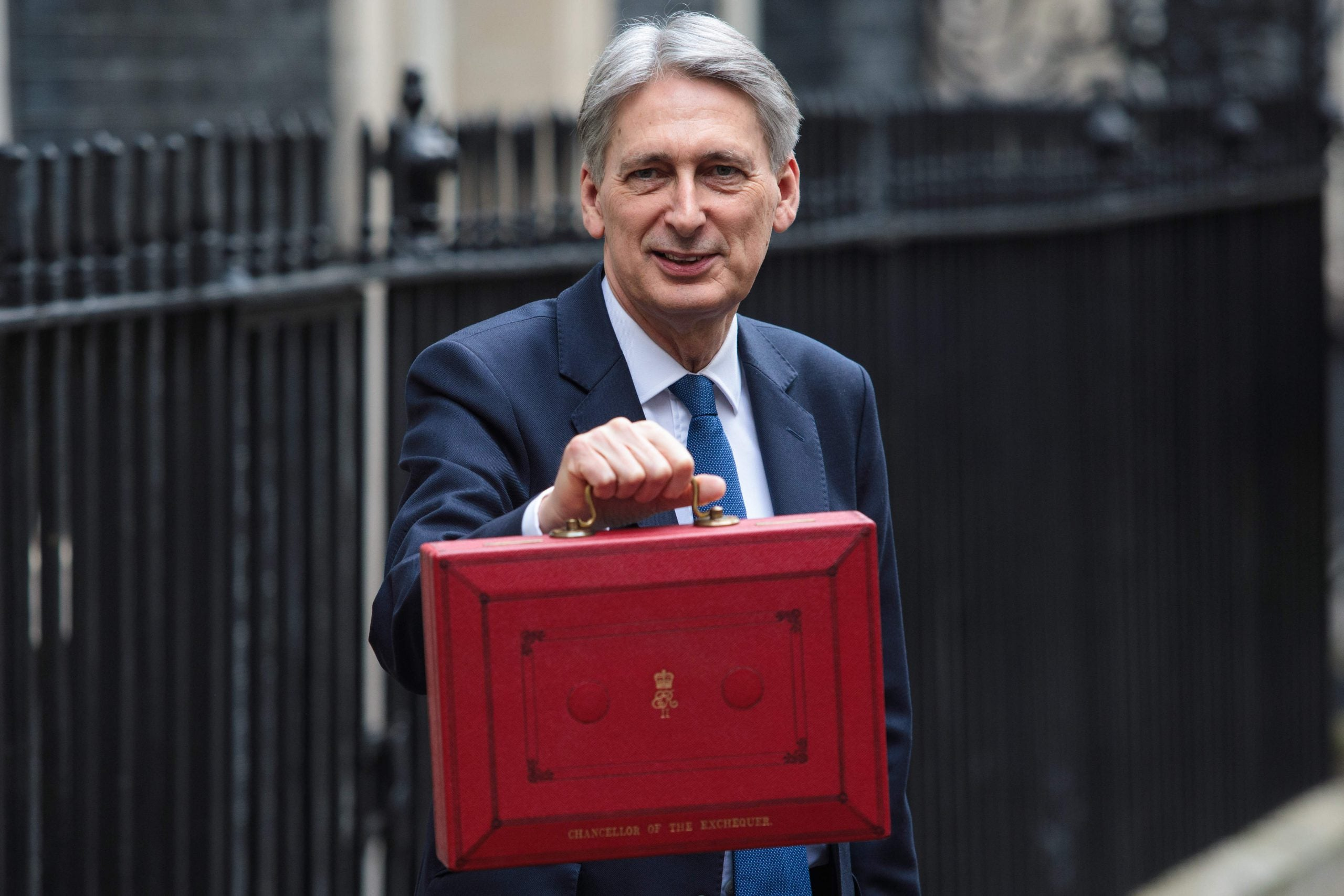 Bicorne hats, Brexit bluster and ill-advised Budget banter: my political awards of 2017