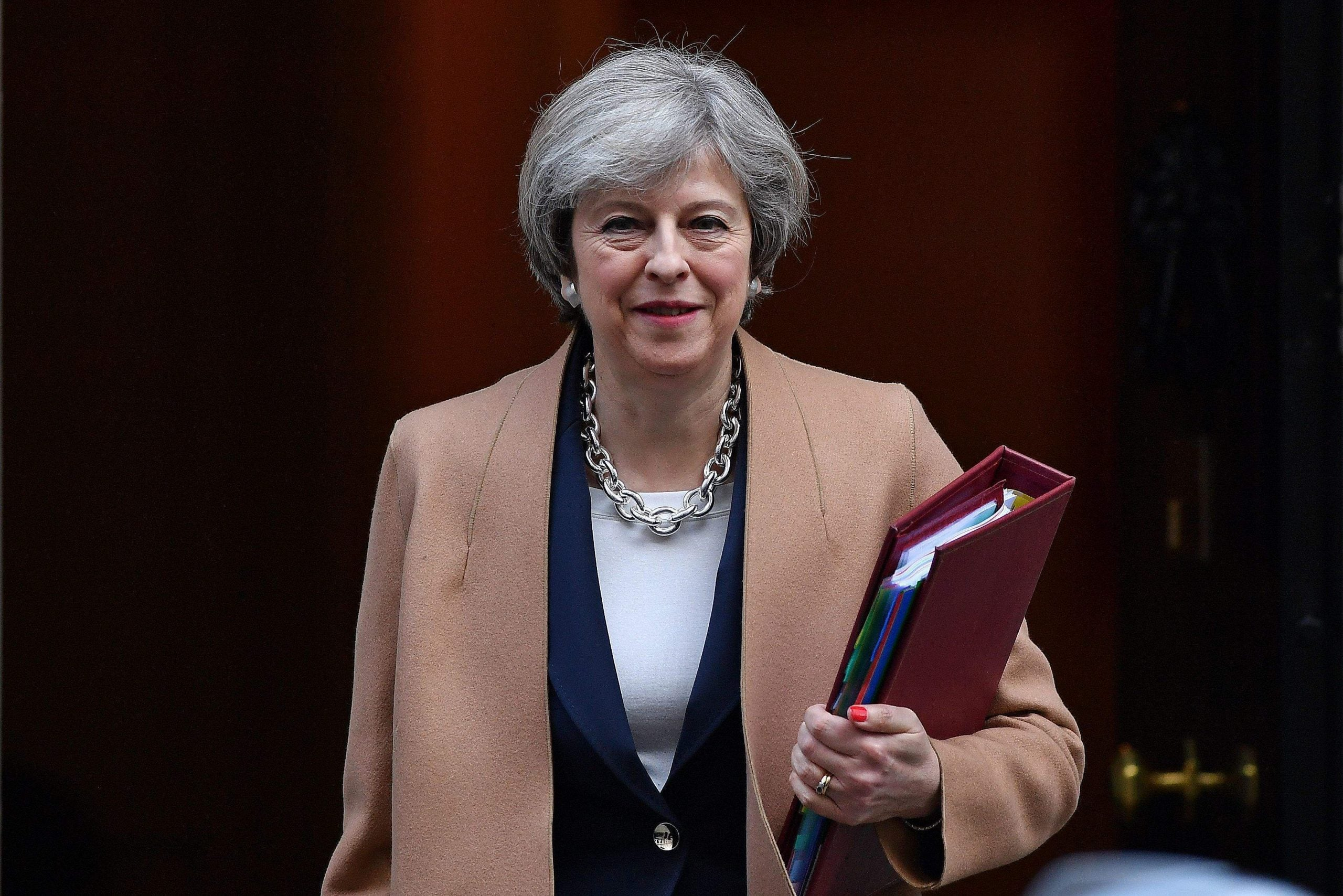 For a softer Brexit, Theresa May needs to face a tougher opposition
