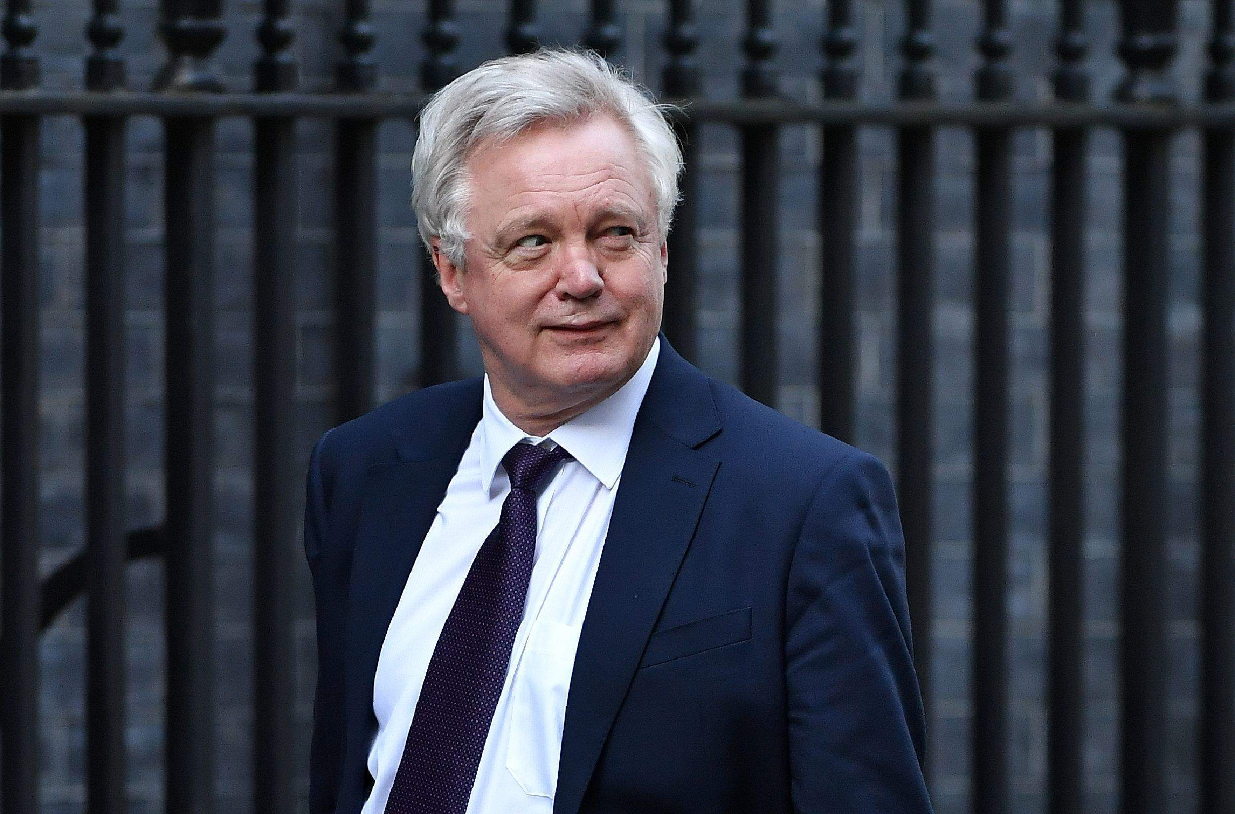 Commons Confidential: David Davis's lonely meal for one