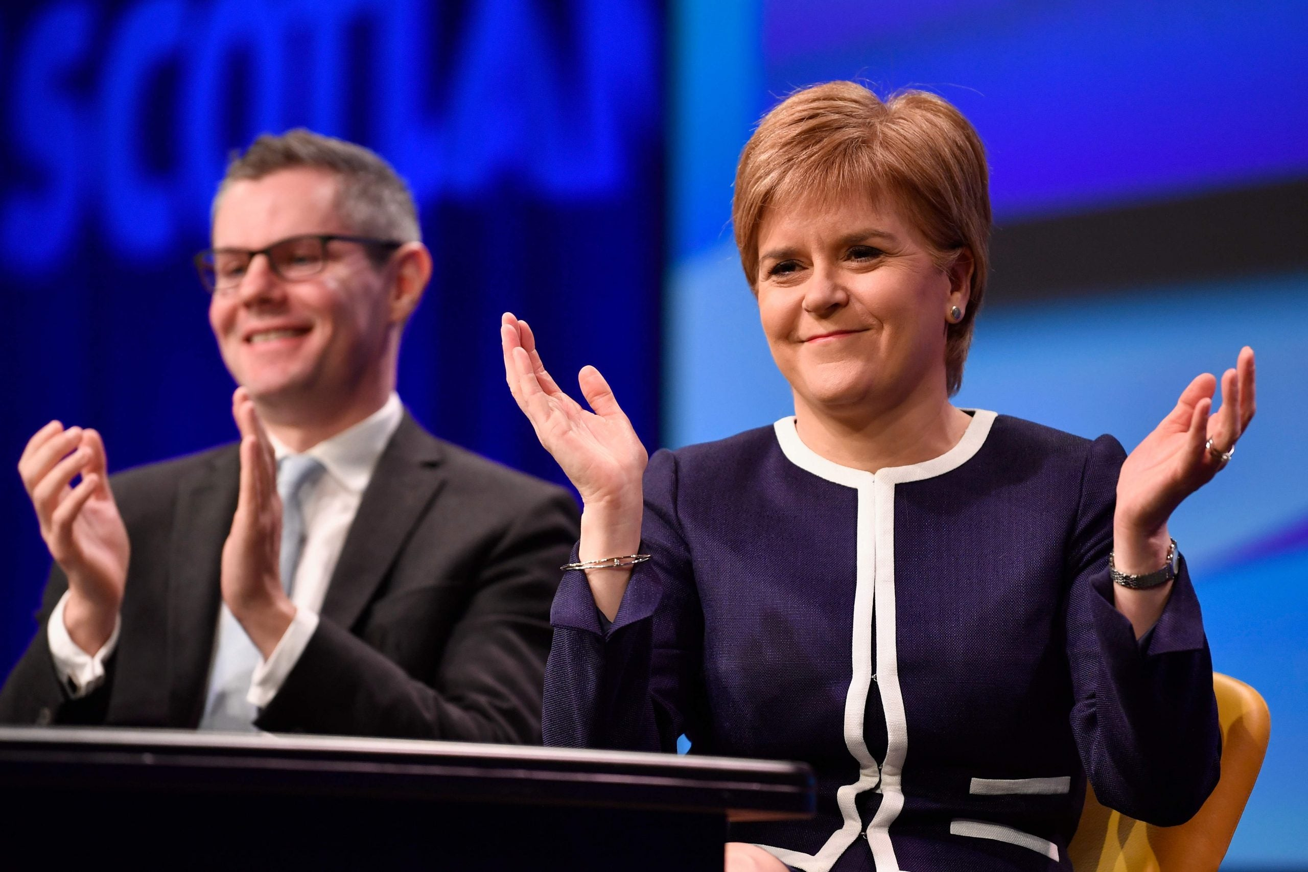 Nicola Sturgeon calmly sets out her independence referendum negotiating position