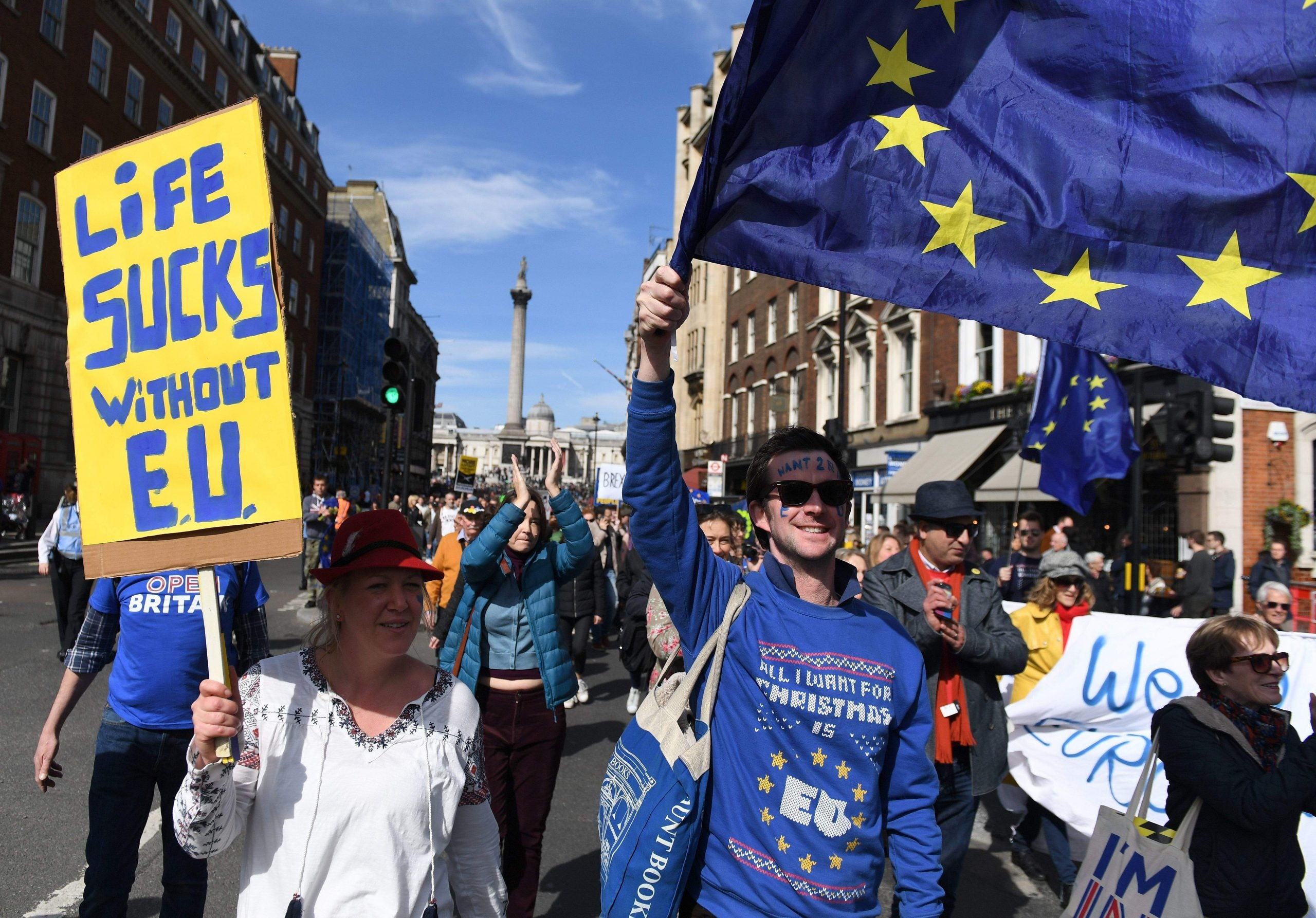 Brexit is happening - so channel your rage into progressive action