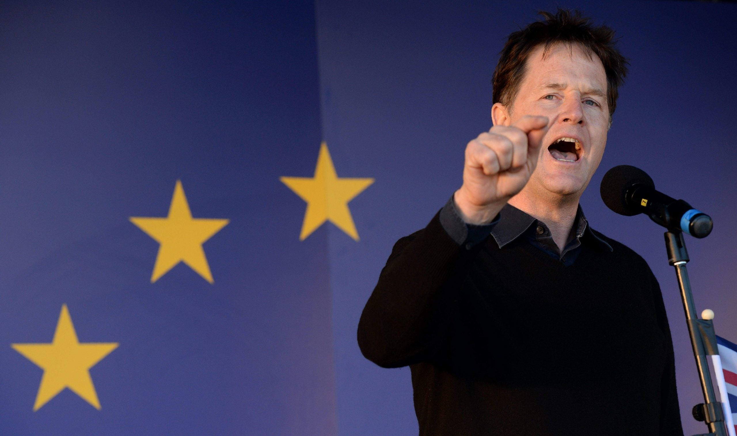 Nick Clegg: The right-wing press is paralysing the Brexit debate