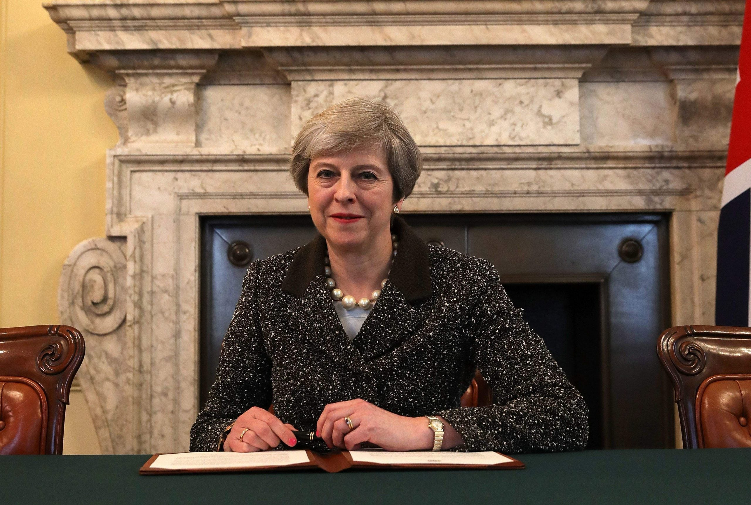 Melvyn Bragg: Once a Remainer, Theresa May has adopted the excessive zeal of a convert