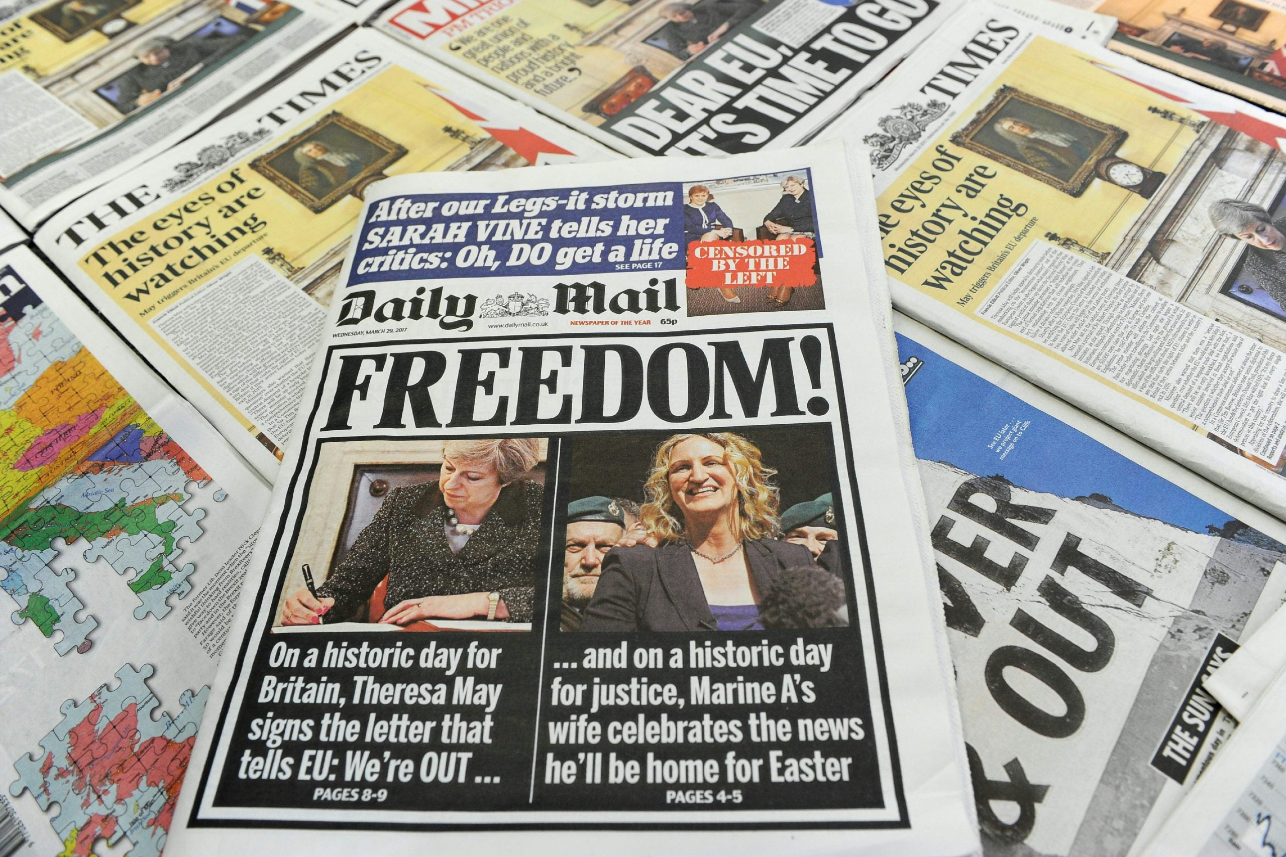 Brexit Big Brother is watching: how media moguls control the news