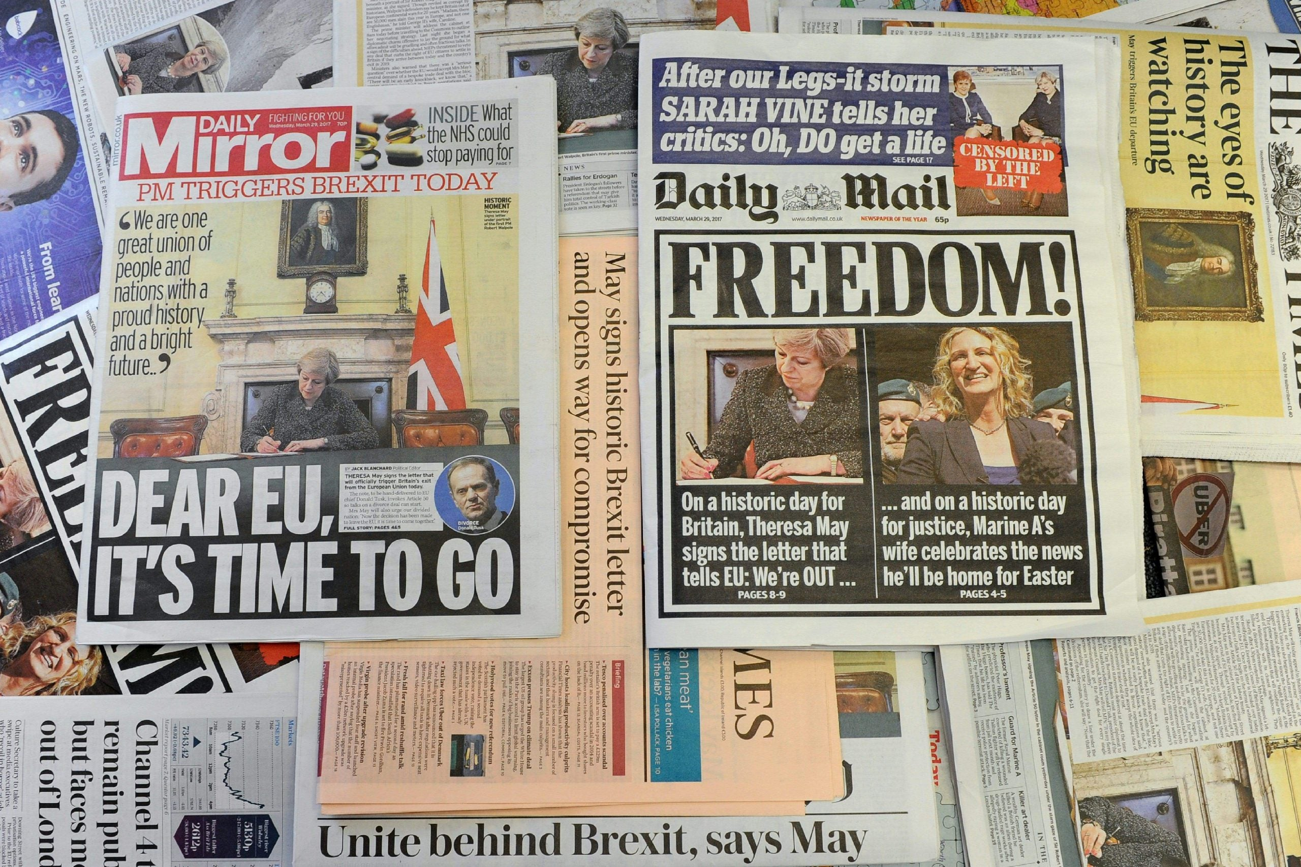 Despite its Brexit victory, the hate-addicted right rages on – but the left is silent