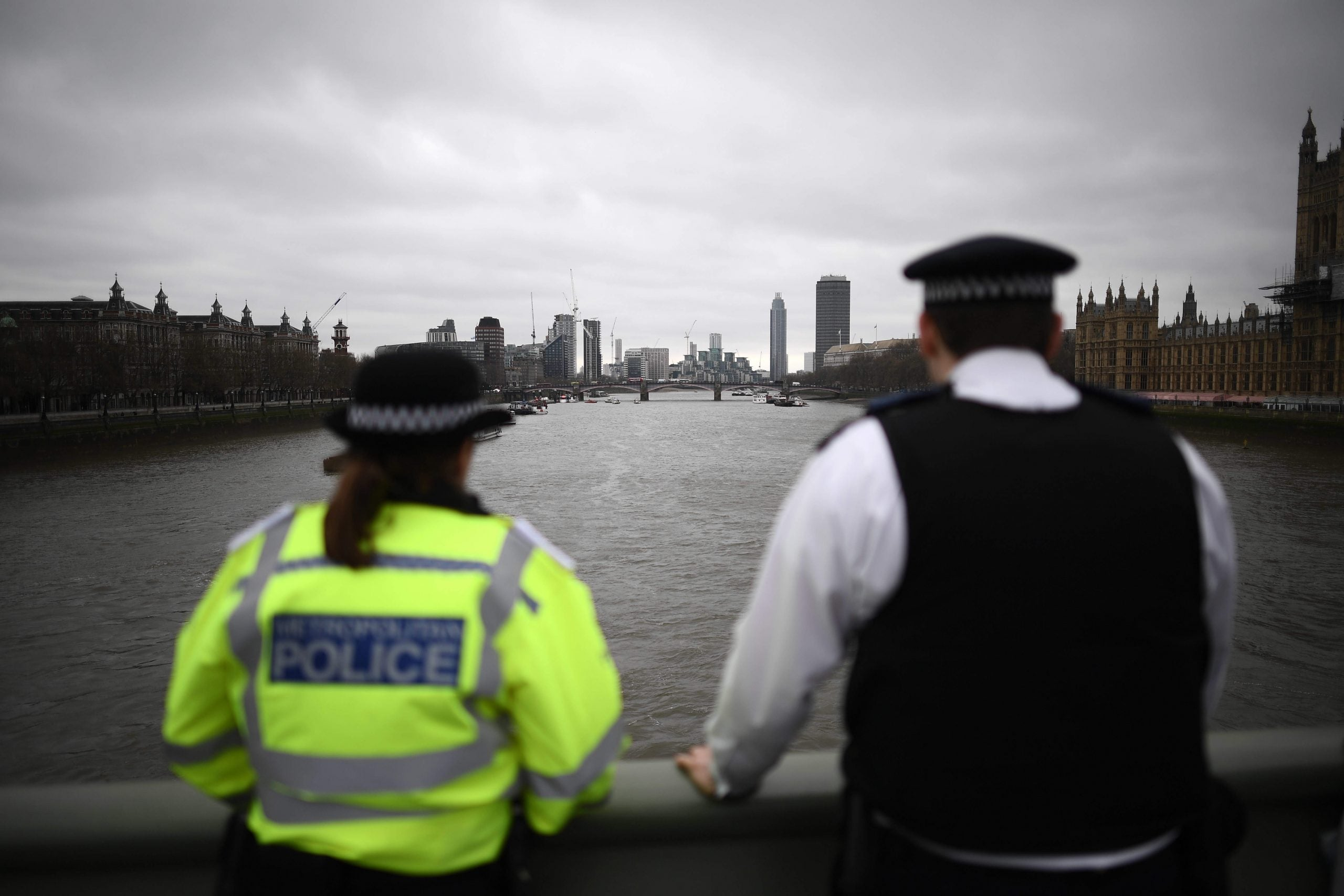 Crime is falling? Not anymore, thanks to the Conservatives' cuts
