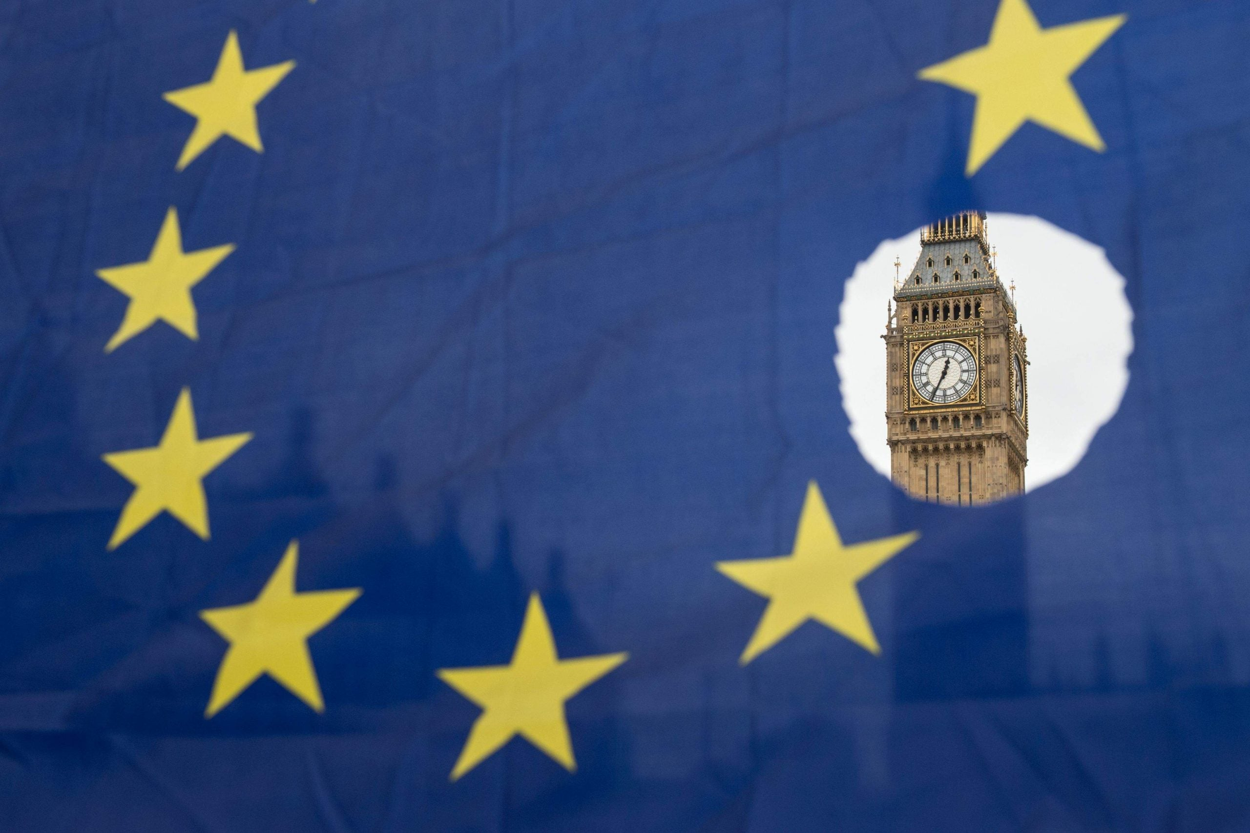 EU nationals in the UK are distressed and anxious - a single act could reassure them