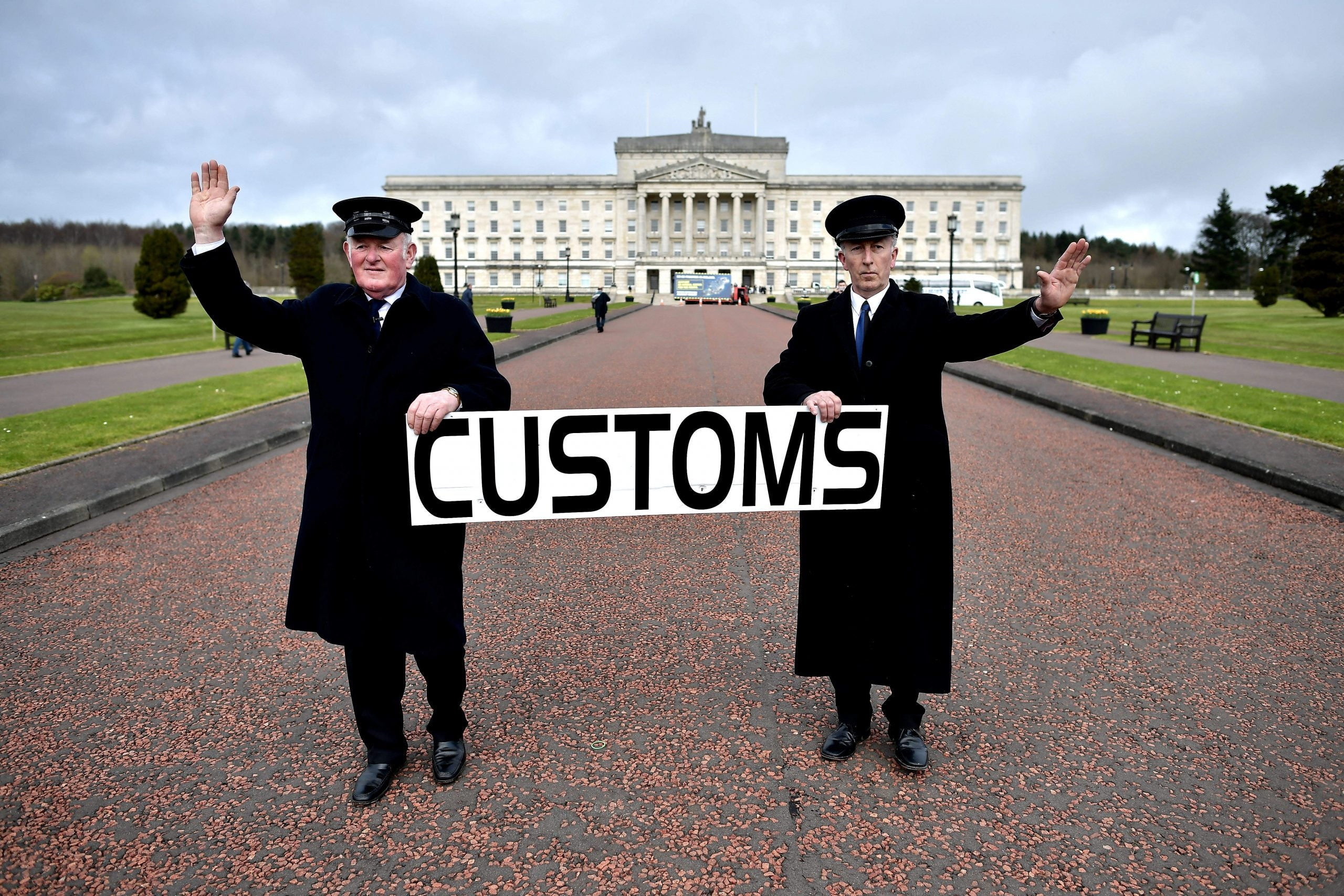 An Irish Sea border – and 3 other tricky options for Northern Ireland after Brexit