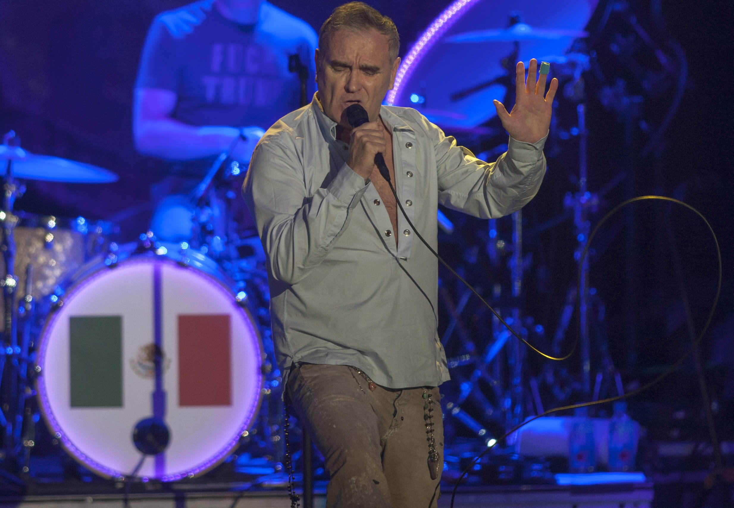 The years have proved the only thing Morrissey understood was himself