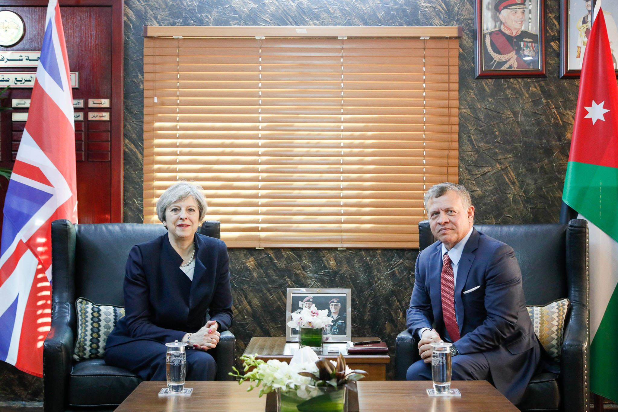Theresa May's foreign policy: trade first, human rights never