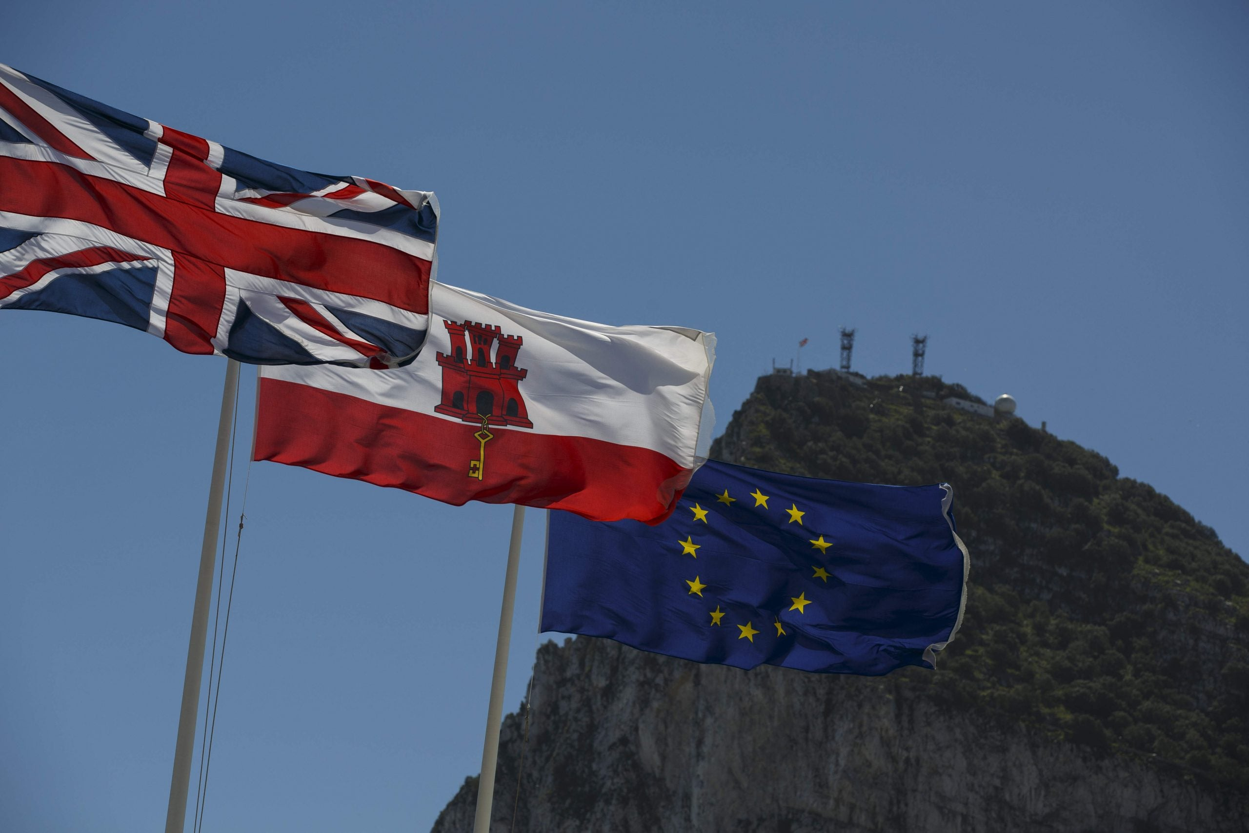 Between the Rock and a hard place: Gibraltar's Brexit limbo