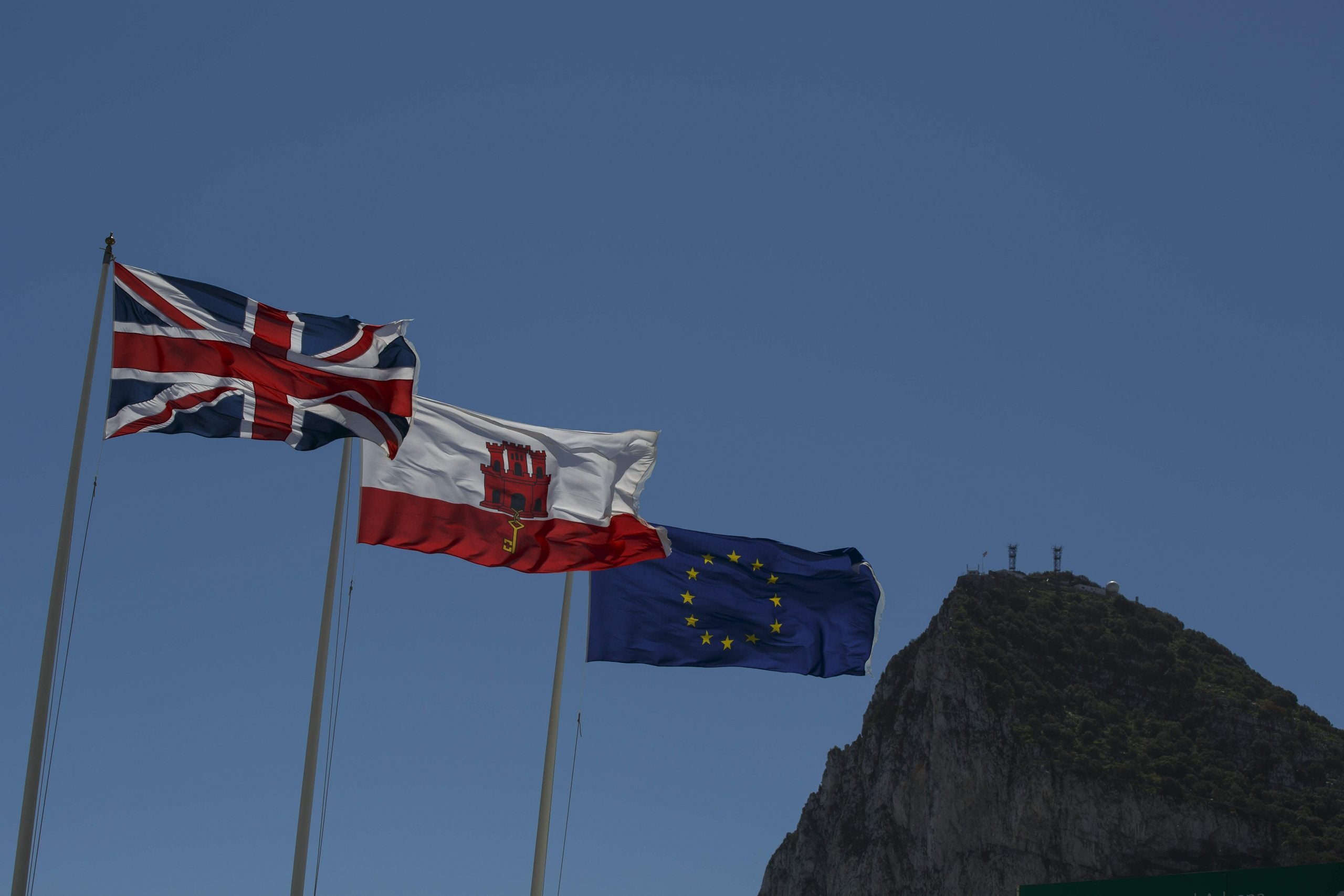 """John Bew: the Gibraltar row shows """"the balance of power"""" is back in European affairs"""