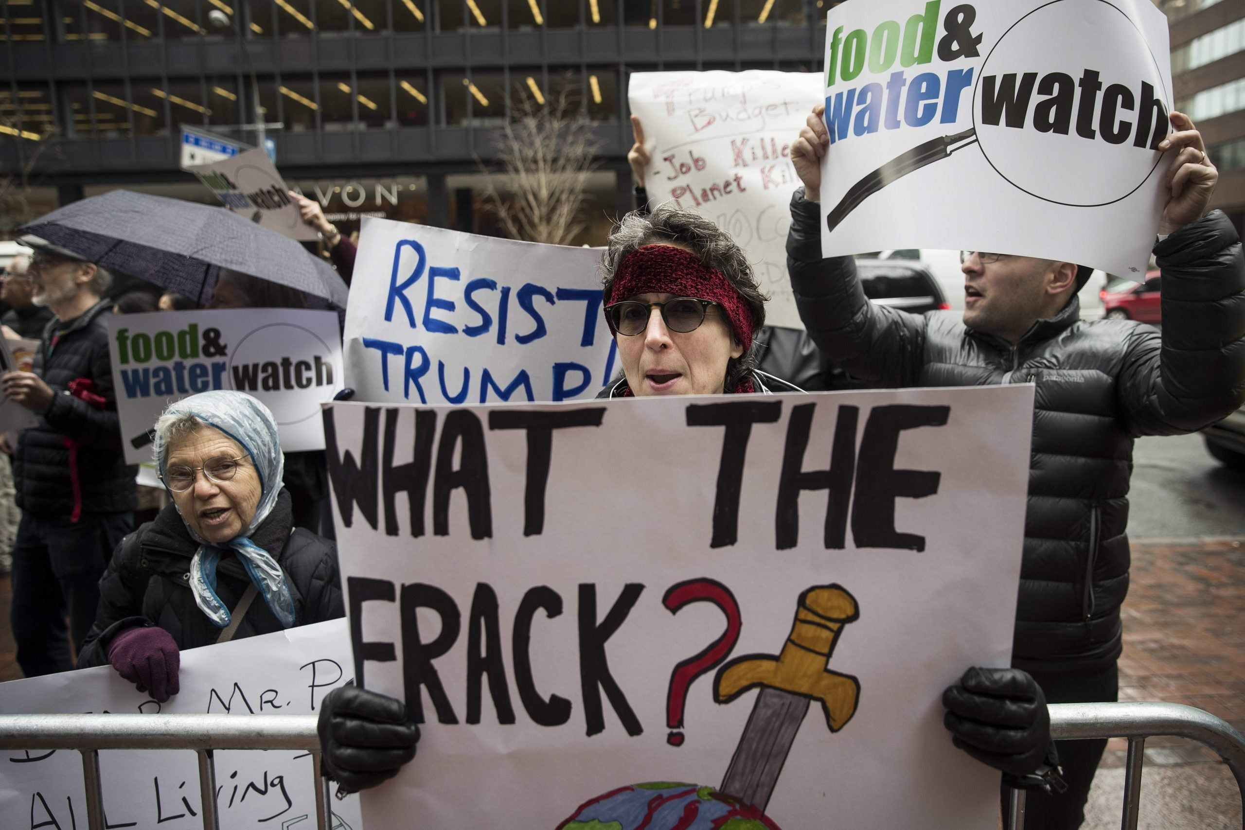 Donald Trump wants to terminate the Environmental Protection Agency – can he?