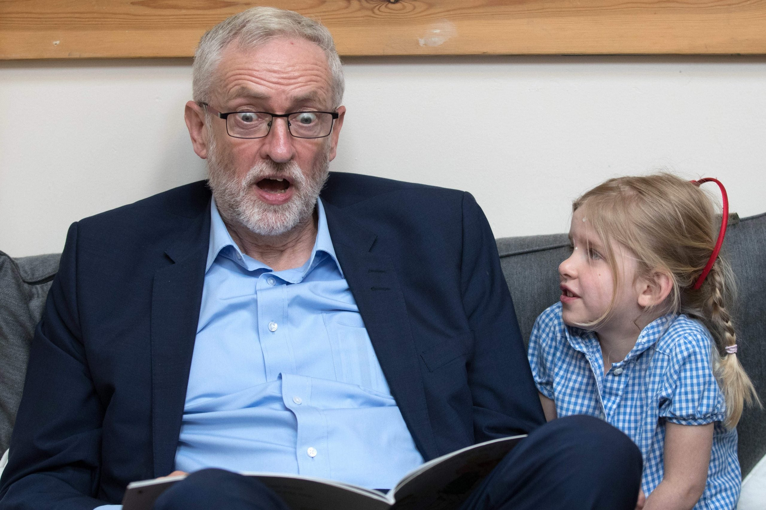 Was crying wolf over Jeremy Corbyn a mistake for the right-wing press?