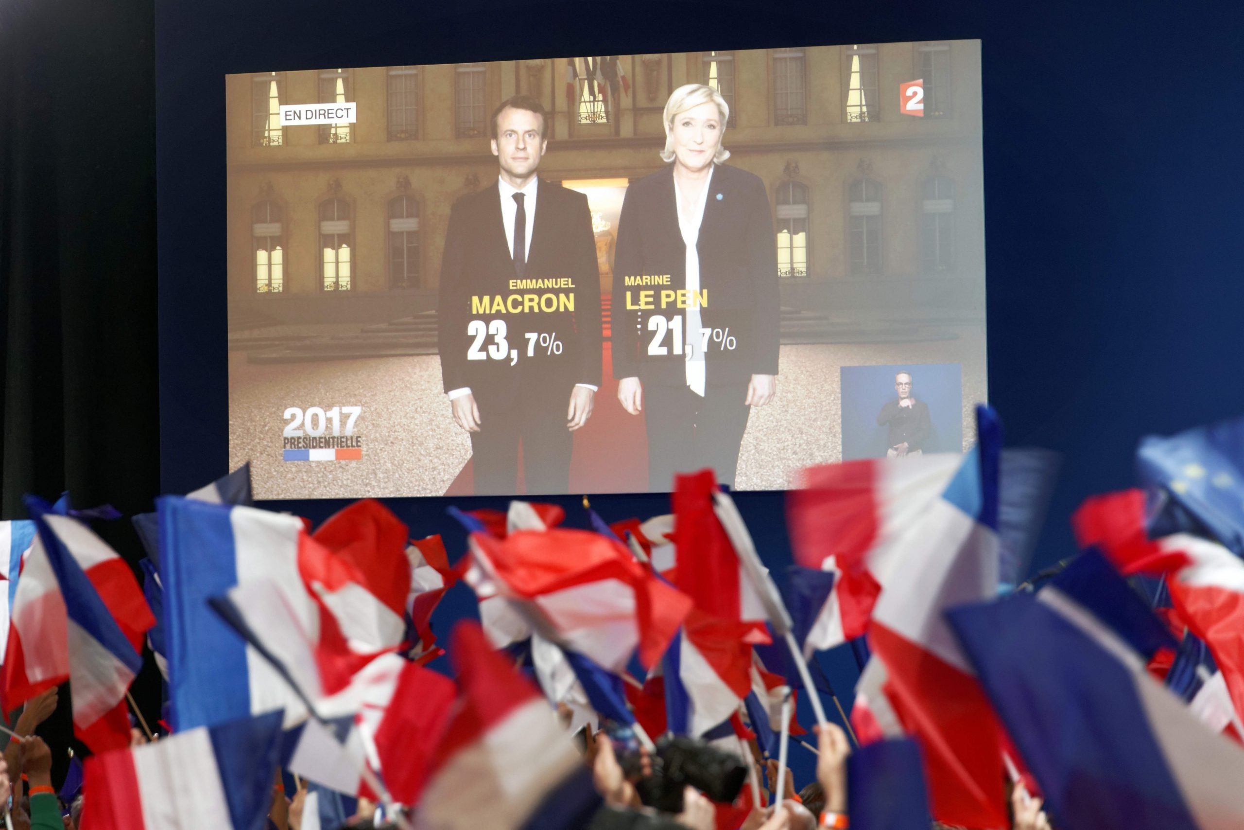 Fascist vs Opportunist? Don't underestimate French disgust for their political class