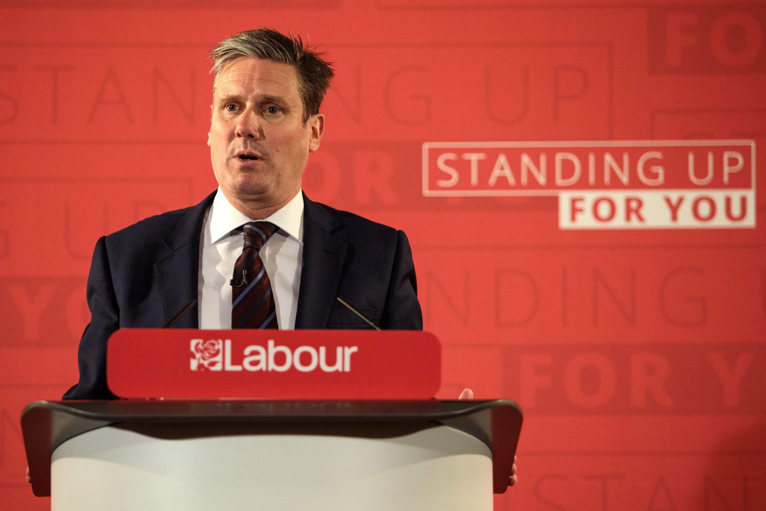 Keir Starmer: price of good Brexit deal is shared institutions