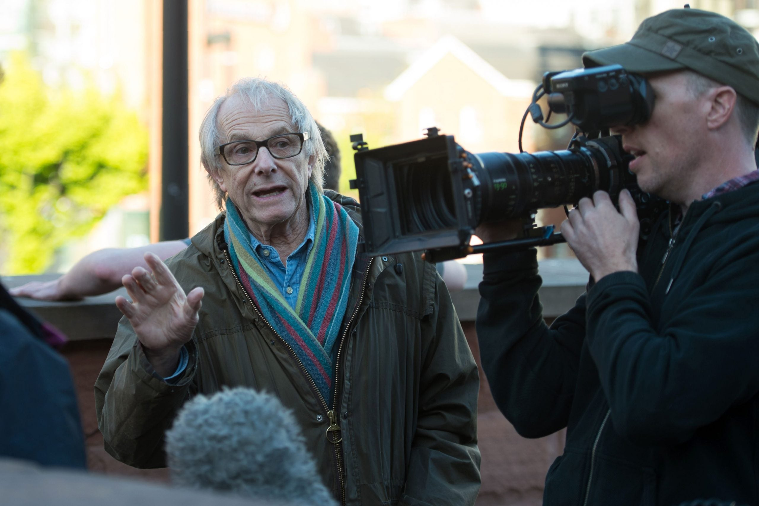What's the difference between a Ken Loach and a Marvel film? I know which I'd rather watch