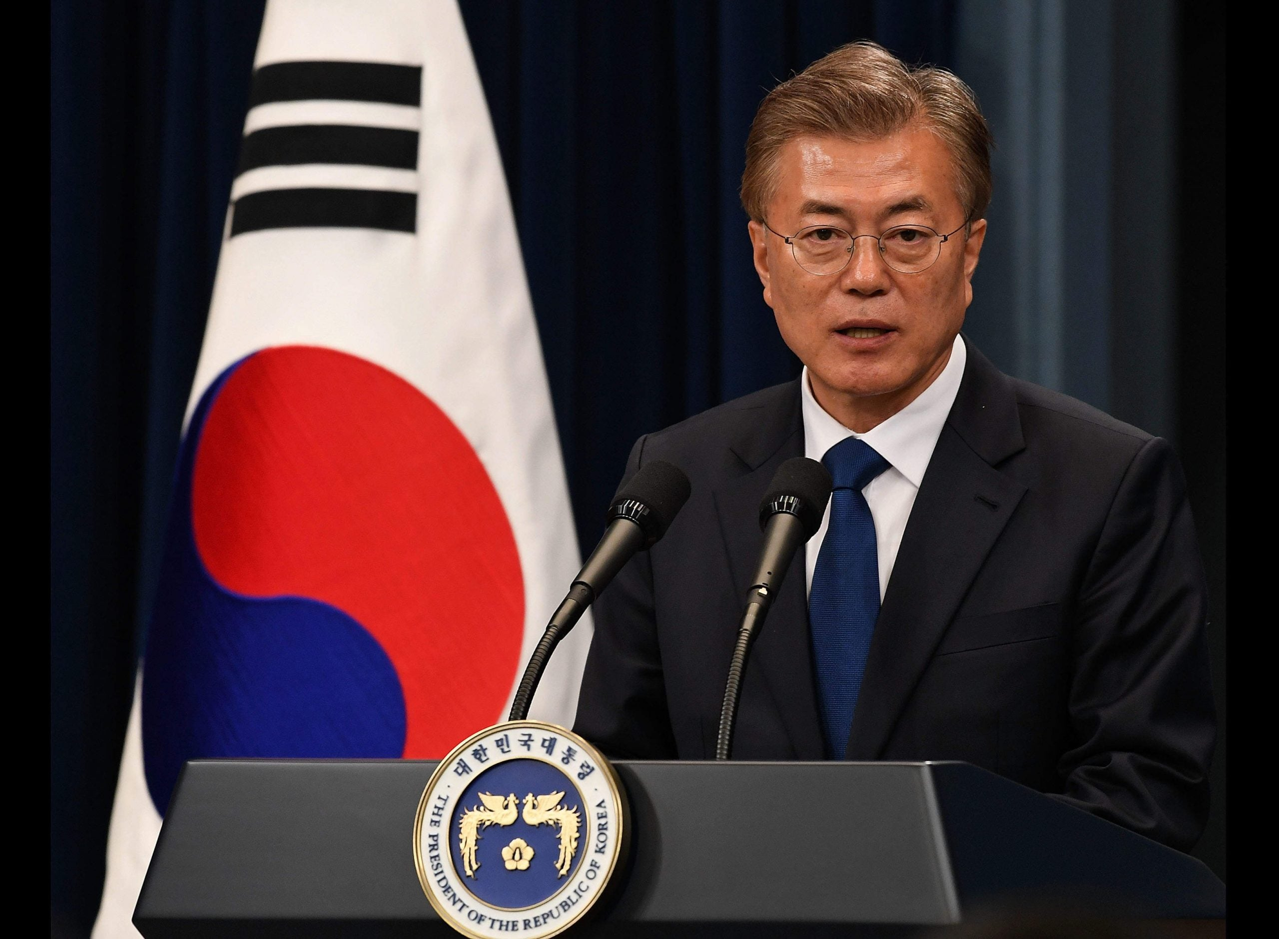 Does South Korea's new President mean a softer stance towards the North?