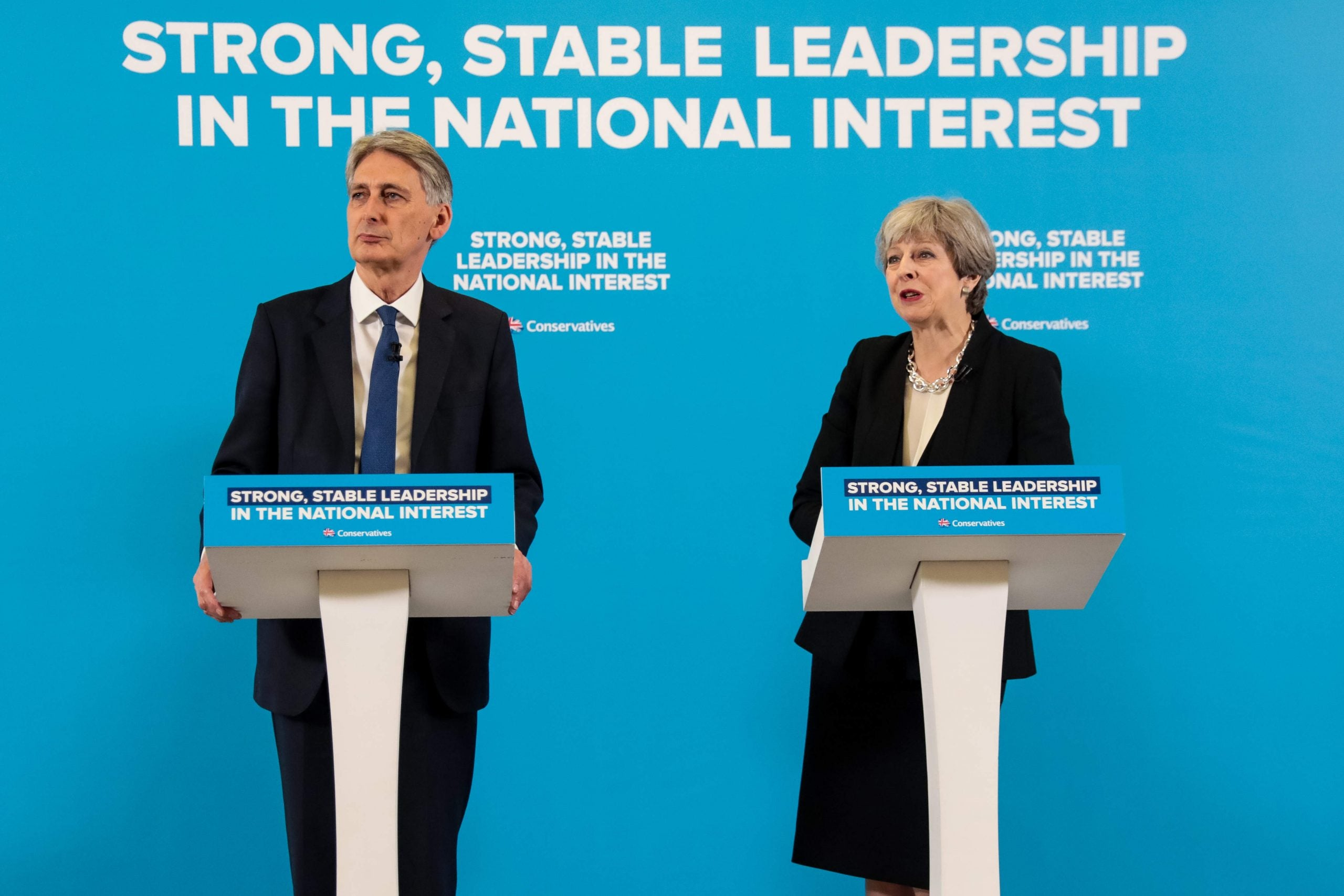The Conservatives hope to copy what Labour did right – if they can ever agree what that was