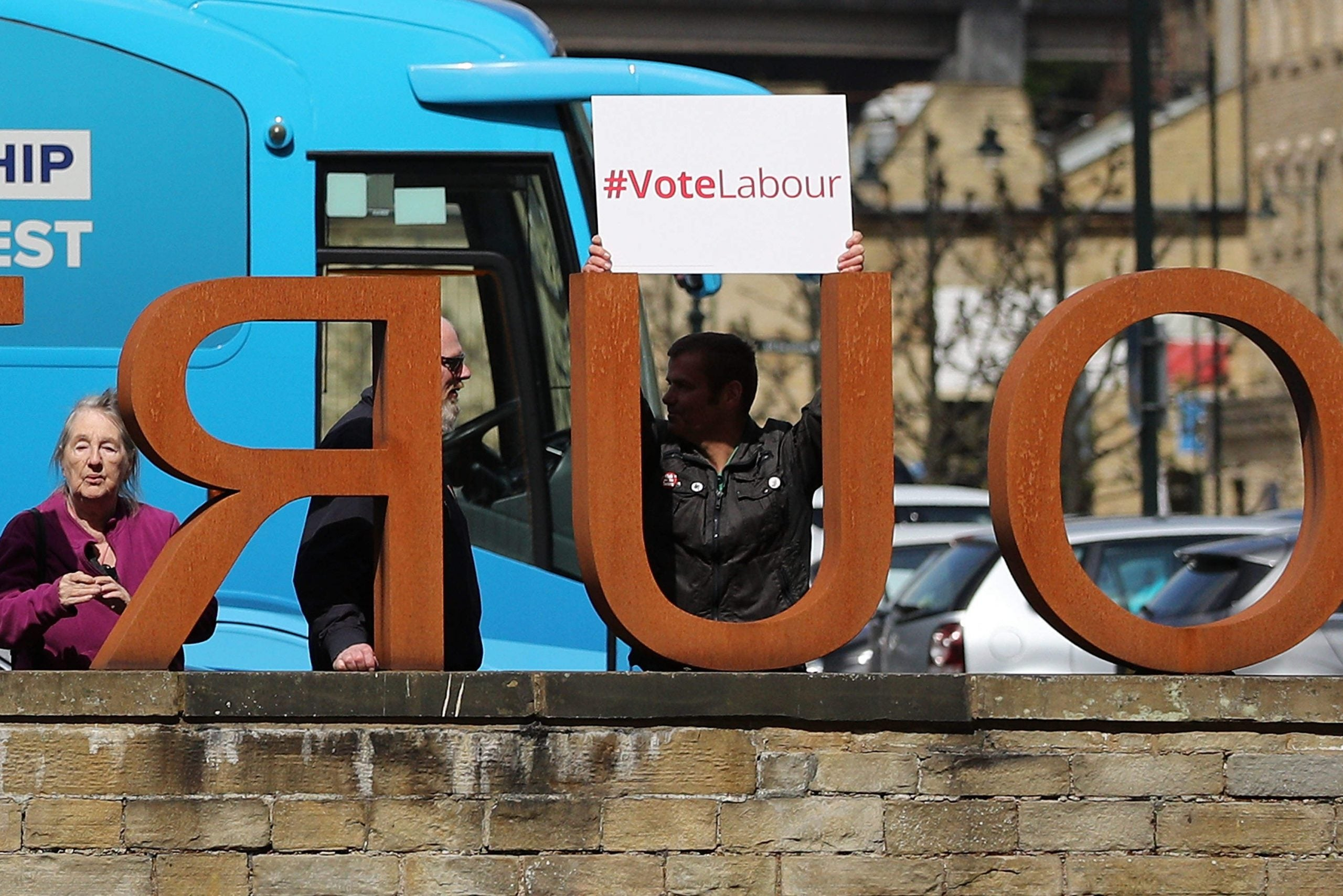 View from Halifax: can a Labour MP survive her leader's unpopularity?