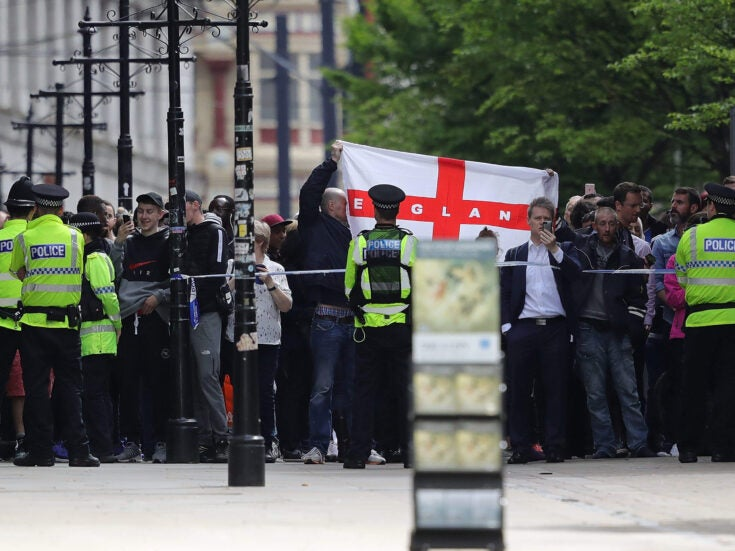 How the Manchester bombing turned the city into a symbol for the far-right