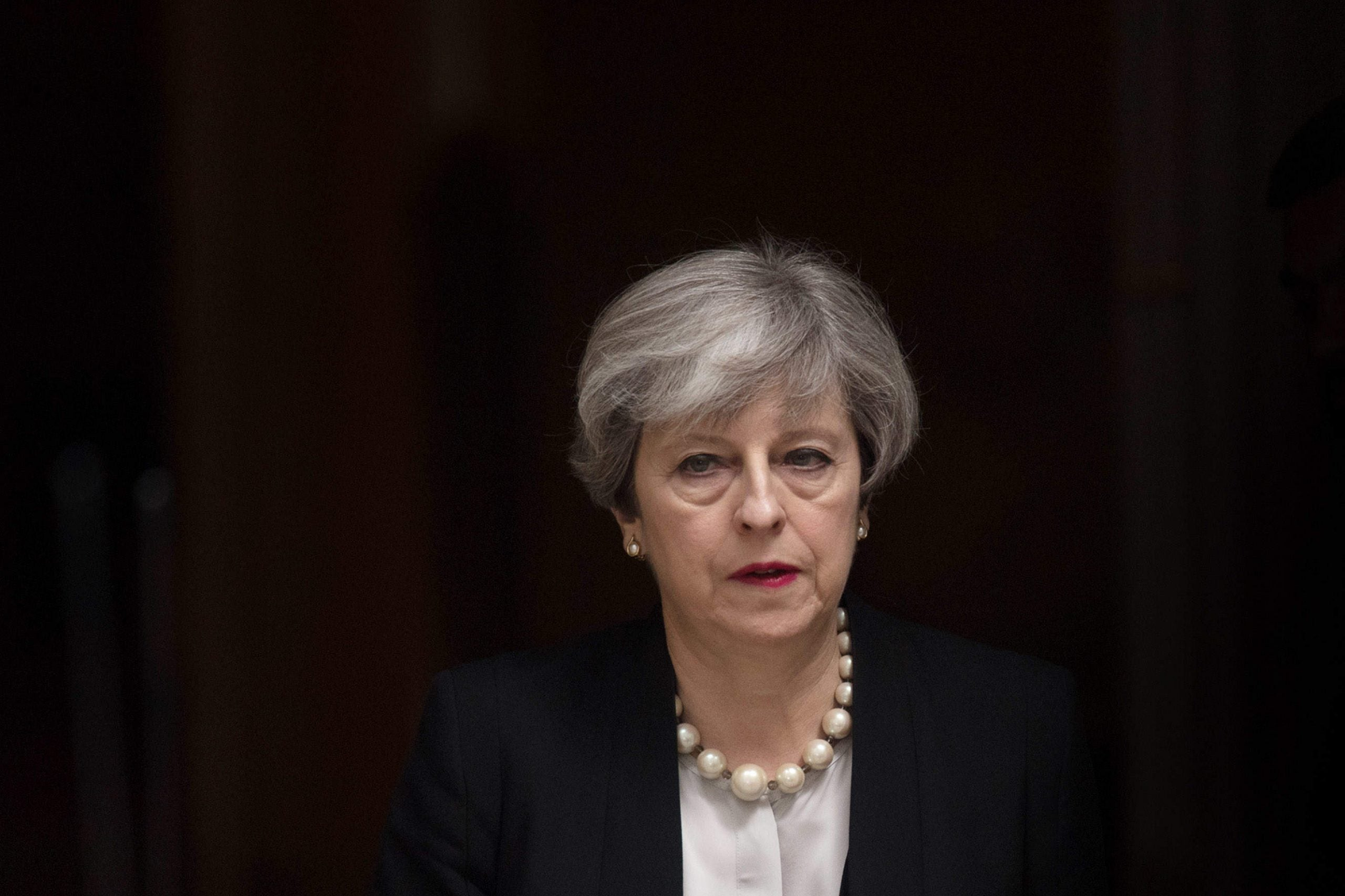 An epic tale of hubris and humiliation: Theresa May's masochism premiership