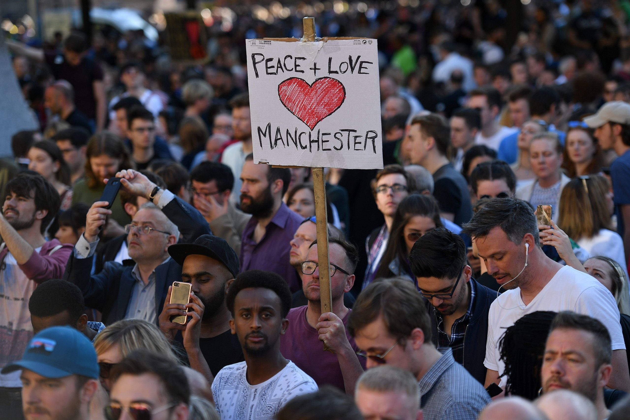 Expressing sympathy for terror's victims may seem banal, but it's better than the alternative