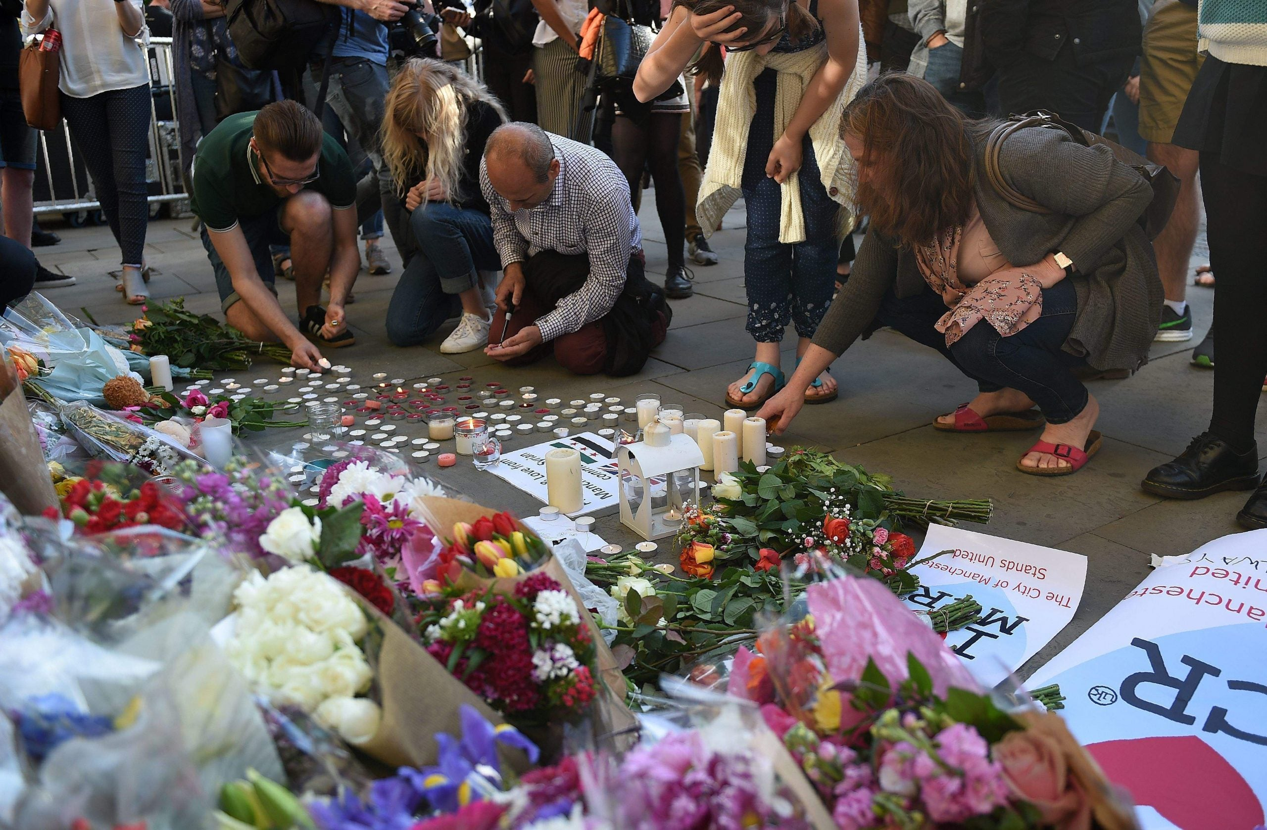 Leader: Mourning in Manchester