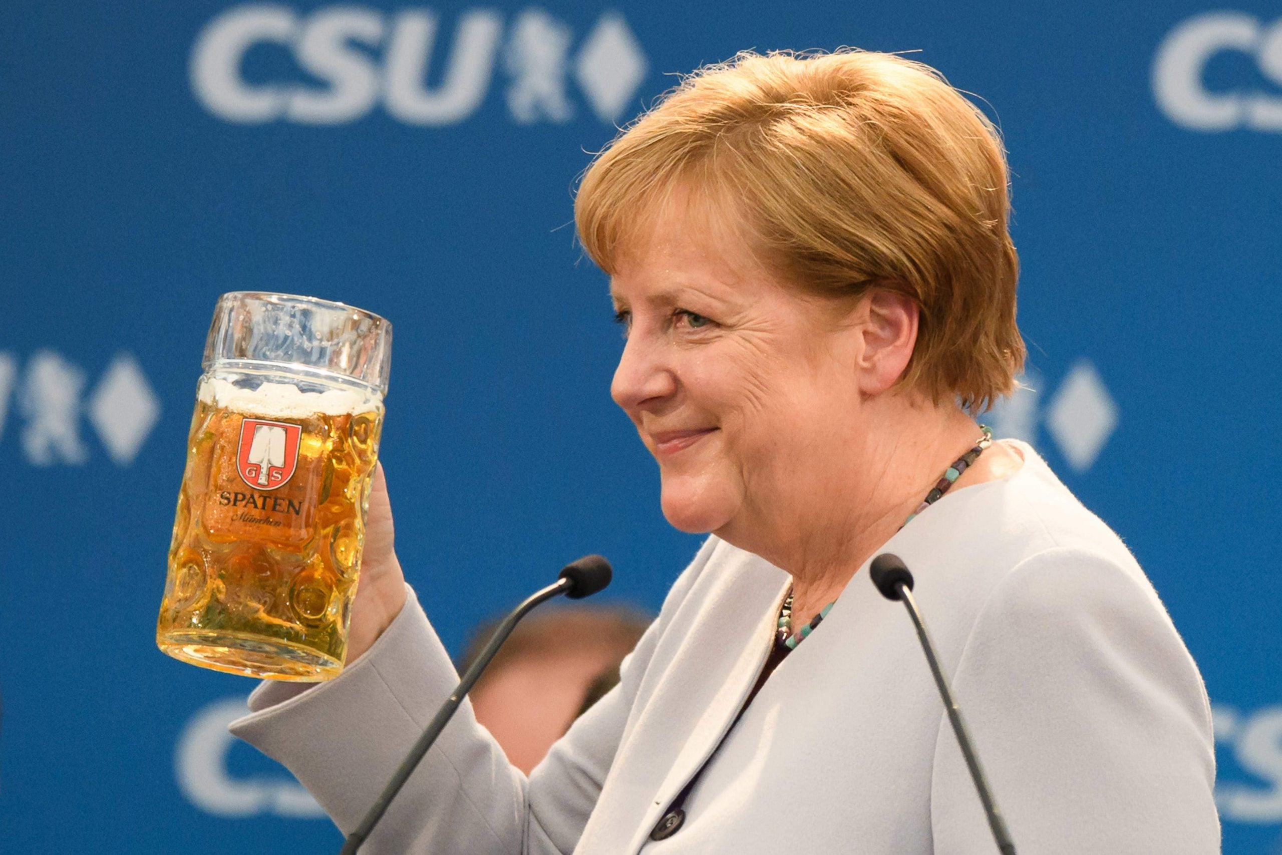 Merkel's harsh words on Brexit played to her German audience – but the UK should still take note