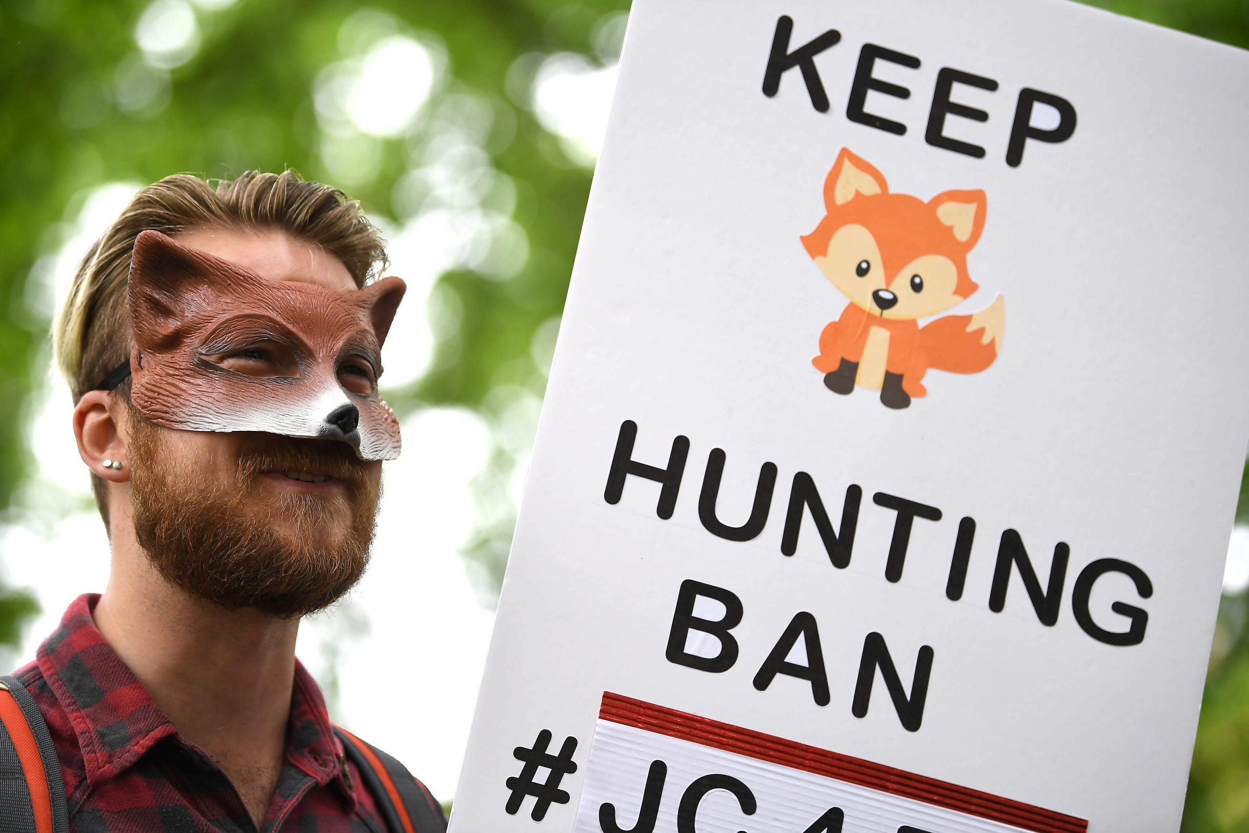 Fox hunting is deeply unpopular - so why does Theresa May care so much about bringing it back?