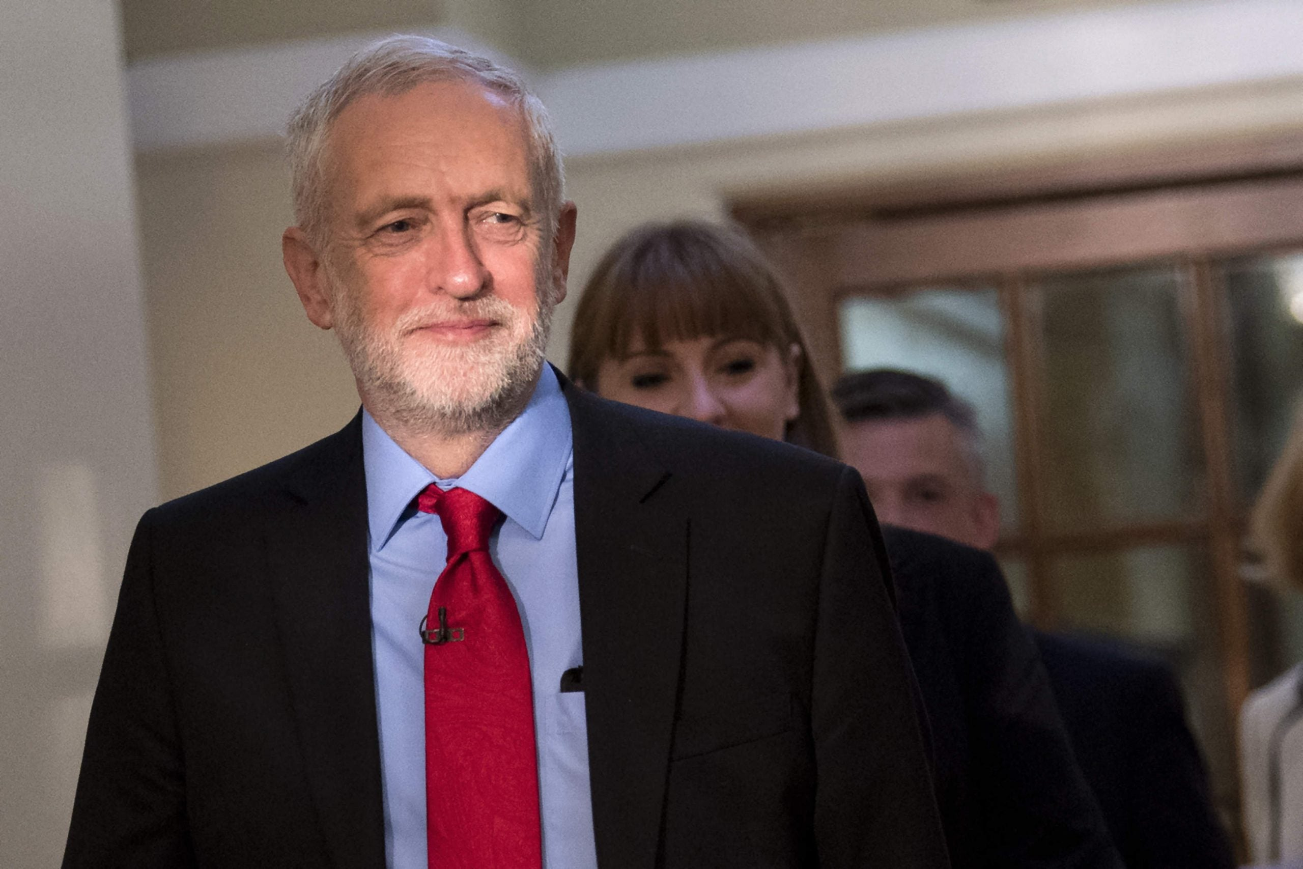 Jeremy Corbyn predicts Labour victory as he avoids hung parliament questions
