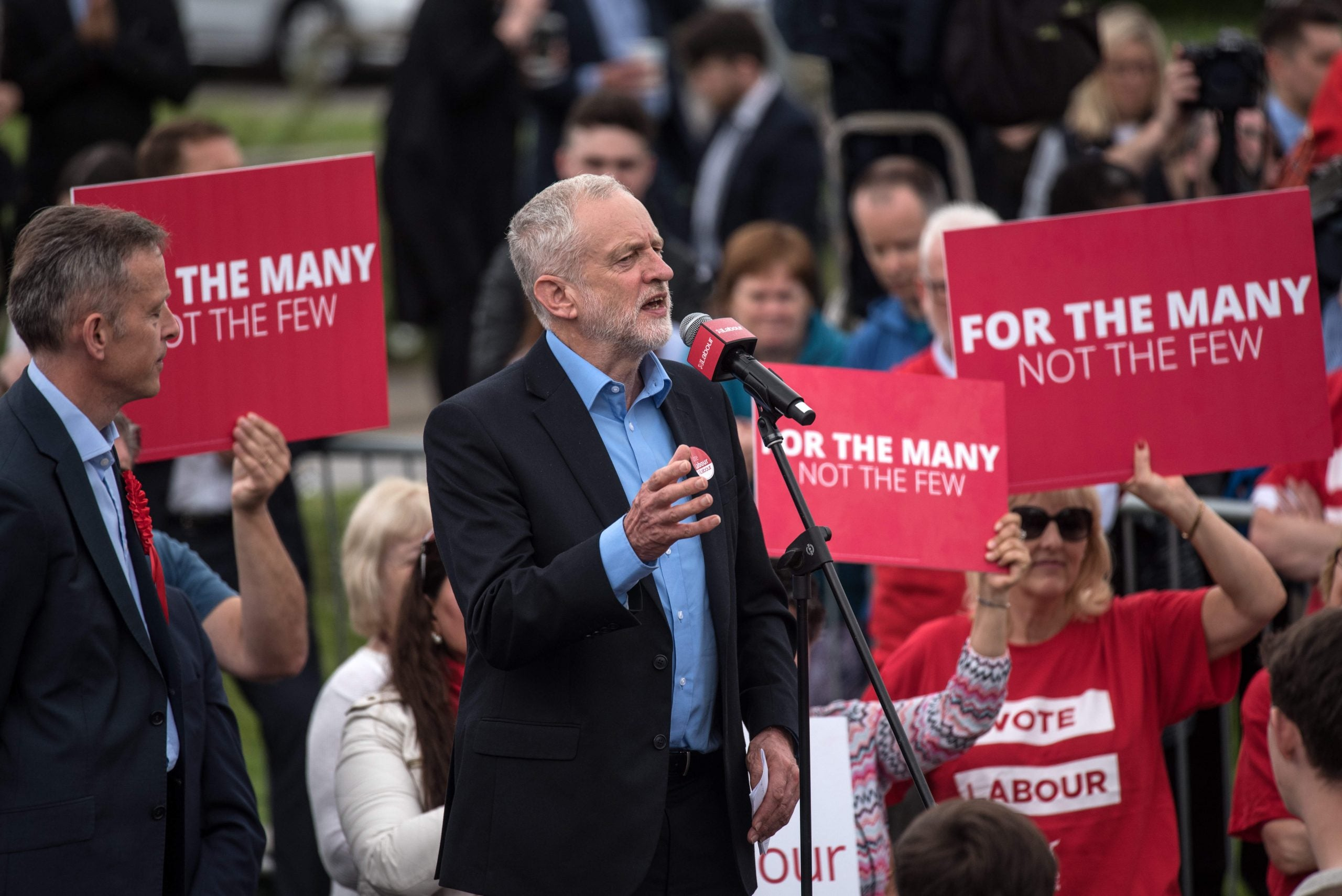 The sweet illusion of victory, Corbyn's bungs, and what Putin could have done to repay Labour