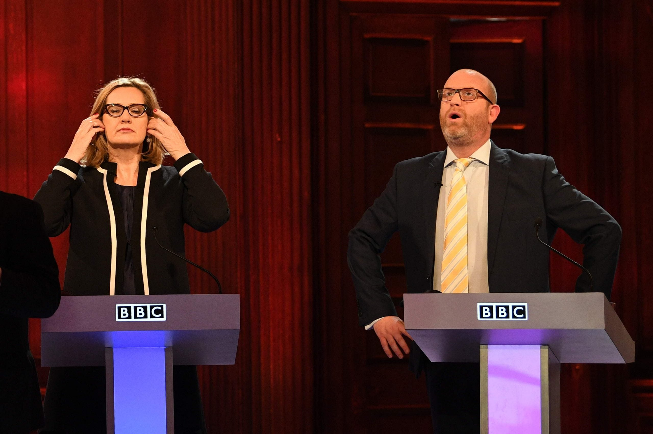 Choose Bake Off not Theresa May - 7 things we learnt from the BBC leadership debate